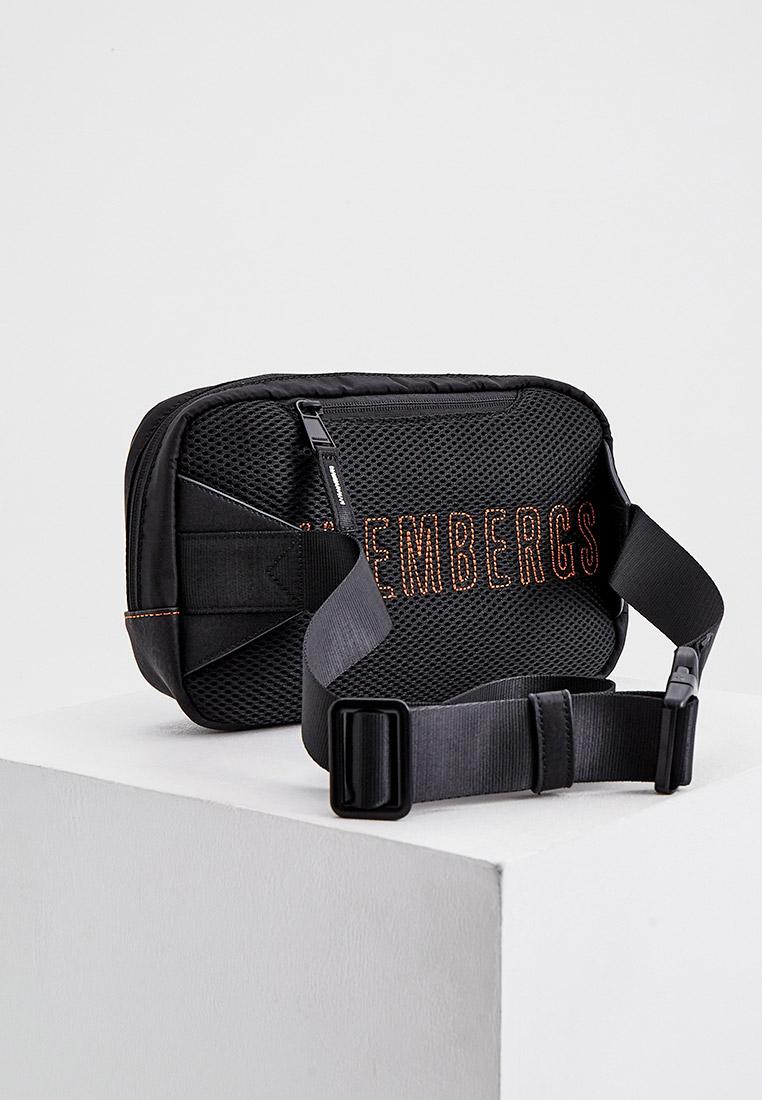 Поясная сумка Bikkembergs (Биккембергс) E4APME3A0022999: изображение 4