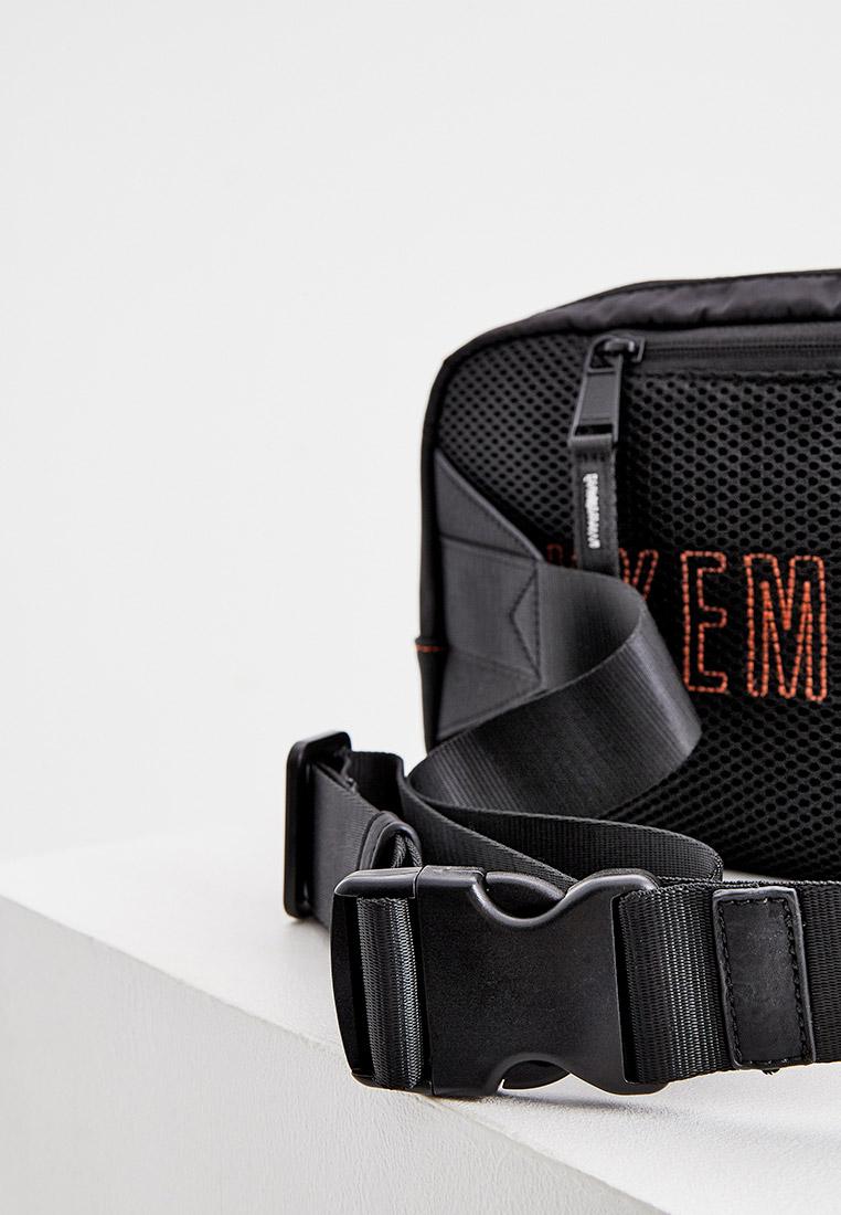 Поясная сумка Bikkembergs (Биккембергс) E4APME3A0022999: изображение 5