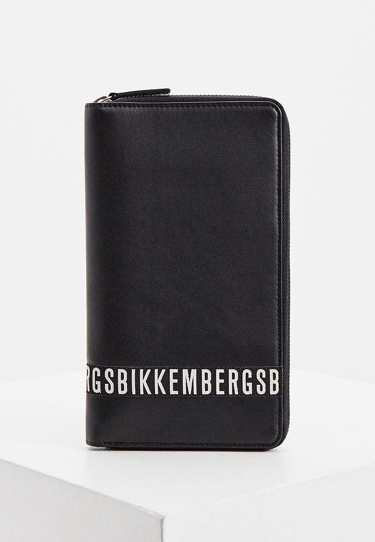 Мужские портмоне Bikkembergs (Биккембергс) E83PME303073999