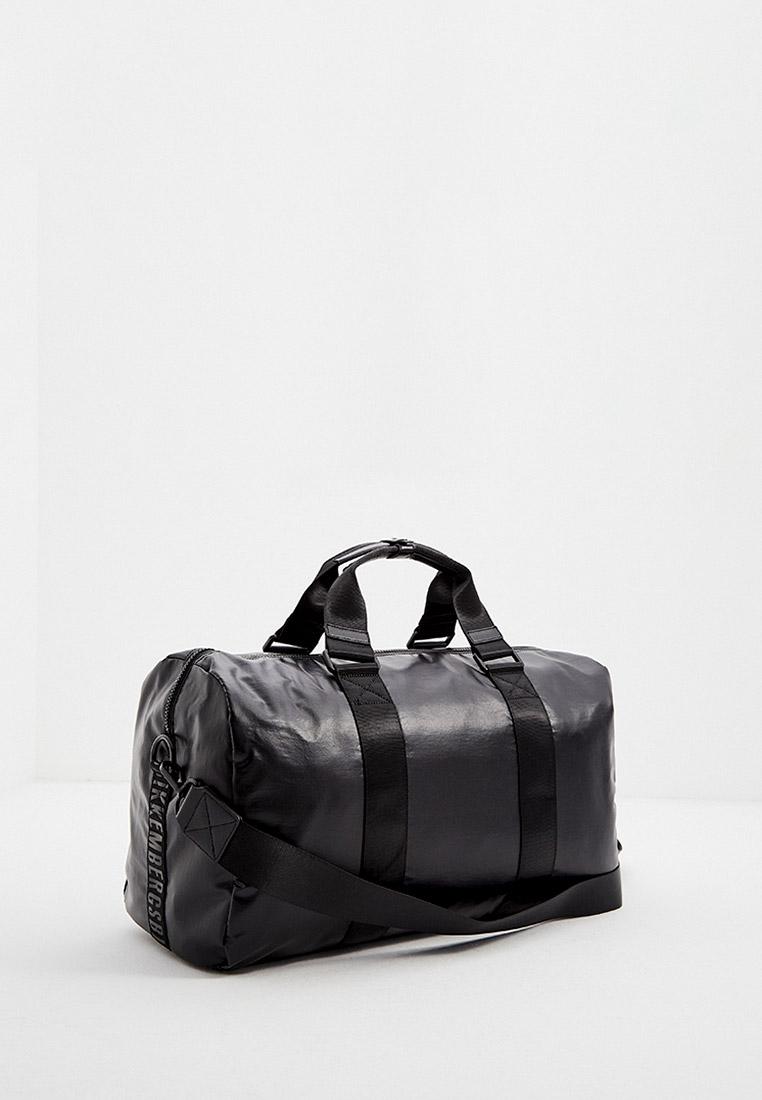 Спортивная сумка Bikkembergs (Биккембергс) E4APME1B004ZB01: изображение 2