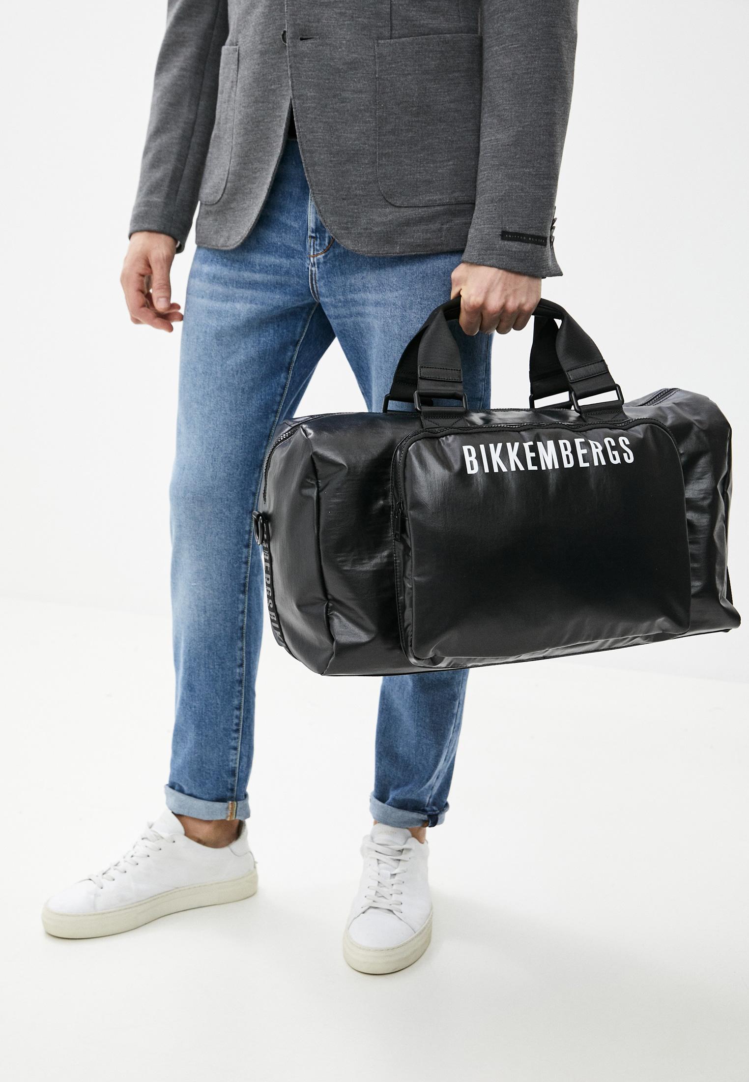 Спортивная сумка Bikkembergs (Биккембергс) E4APME1B004ZB01: изображение 6