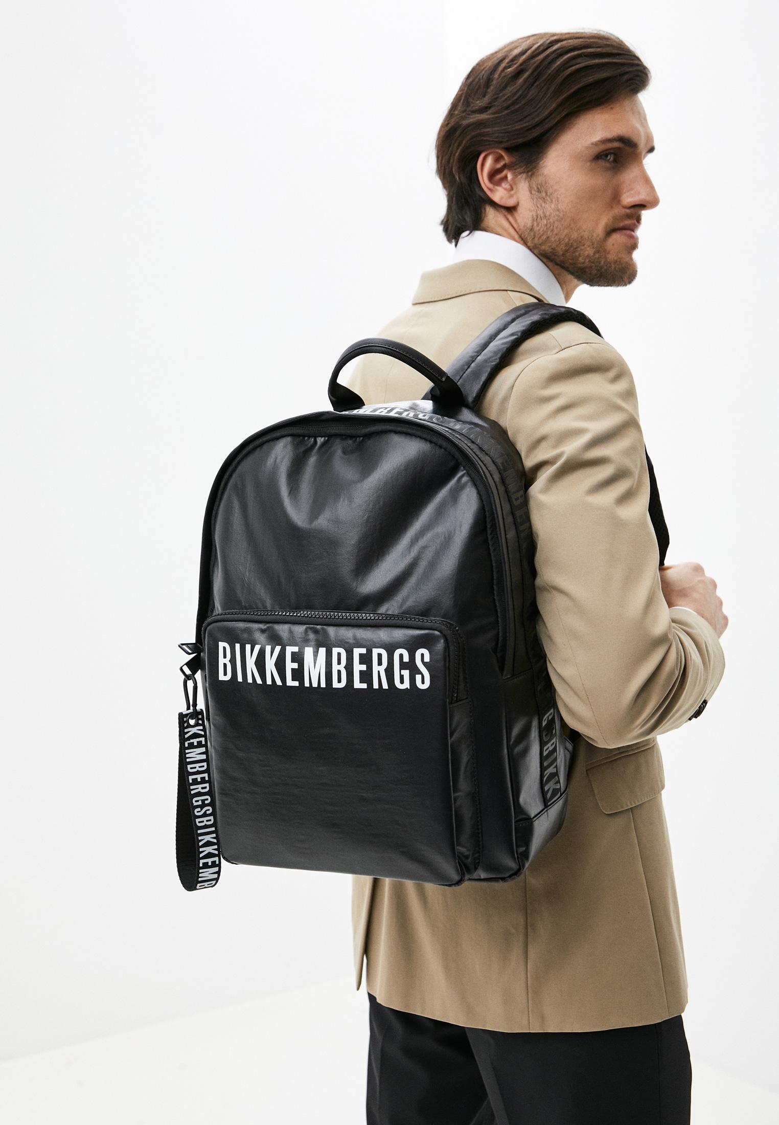 Рюкзак Bikkembergs (Биккембергс) E4APME1B0055B01: изображение 6