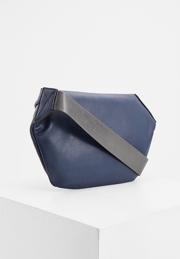 Поясная сумка Bikkembergs (Биккембергс) E2BPME4A0052082: изображение 2