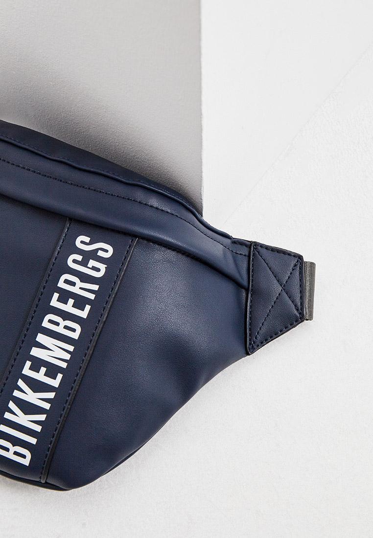 Поясная сумка Bikkembergs (Биккембергс) E2BPME4A0052082: изображение 4