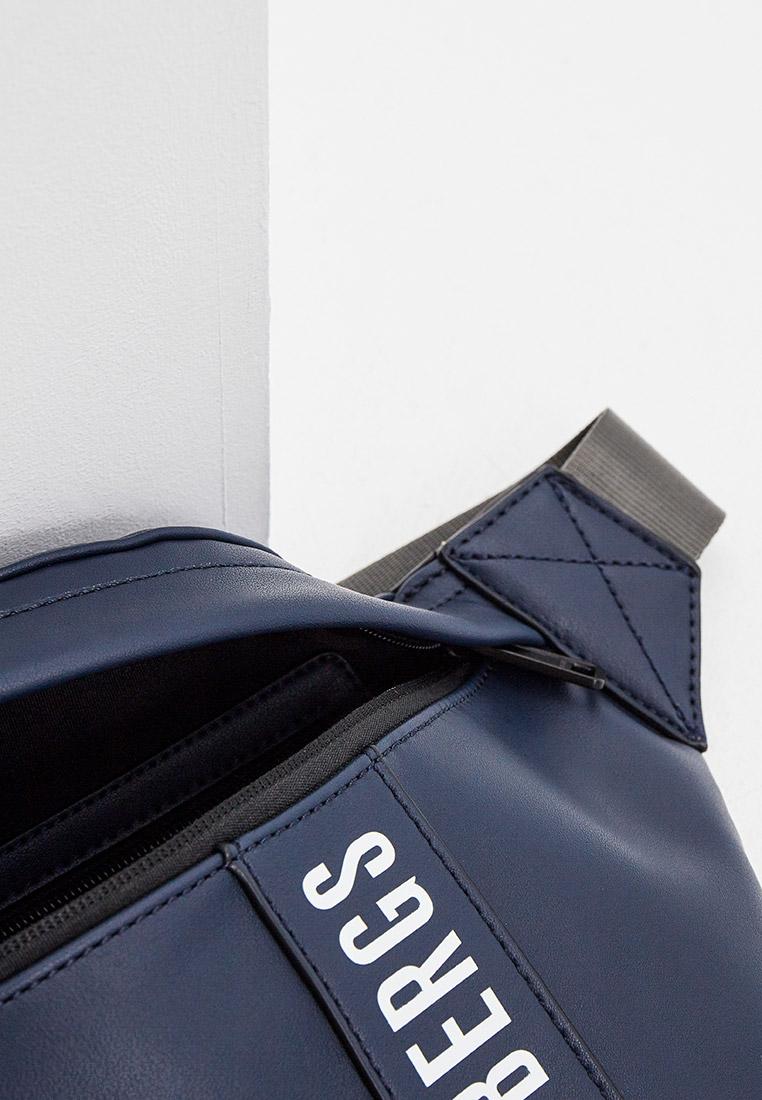 Поясная сумка Bikkembergs (Биккембергс) E2BPME4A0052082: изображение 5