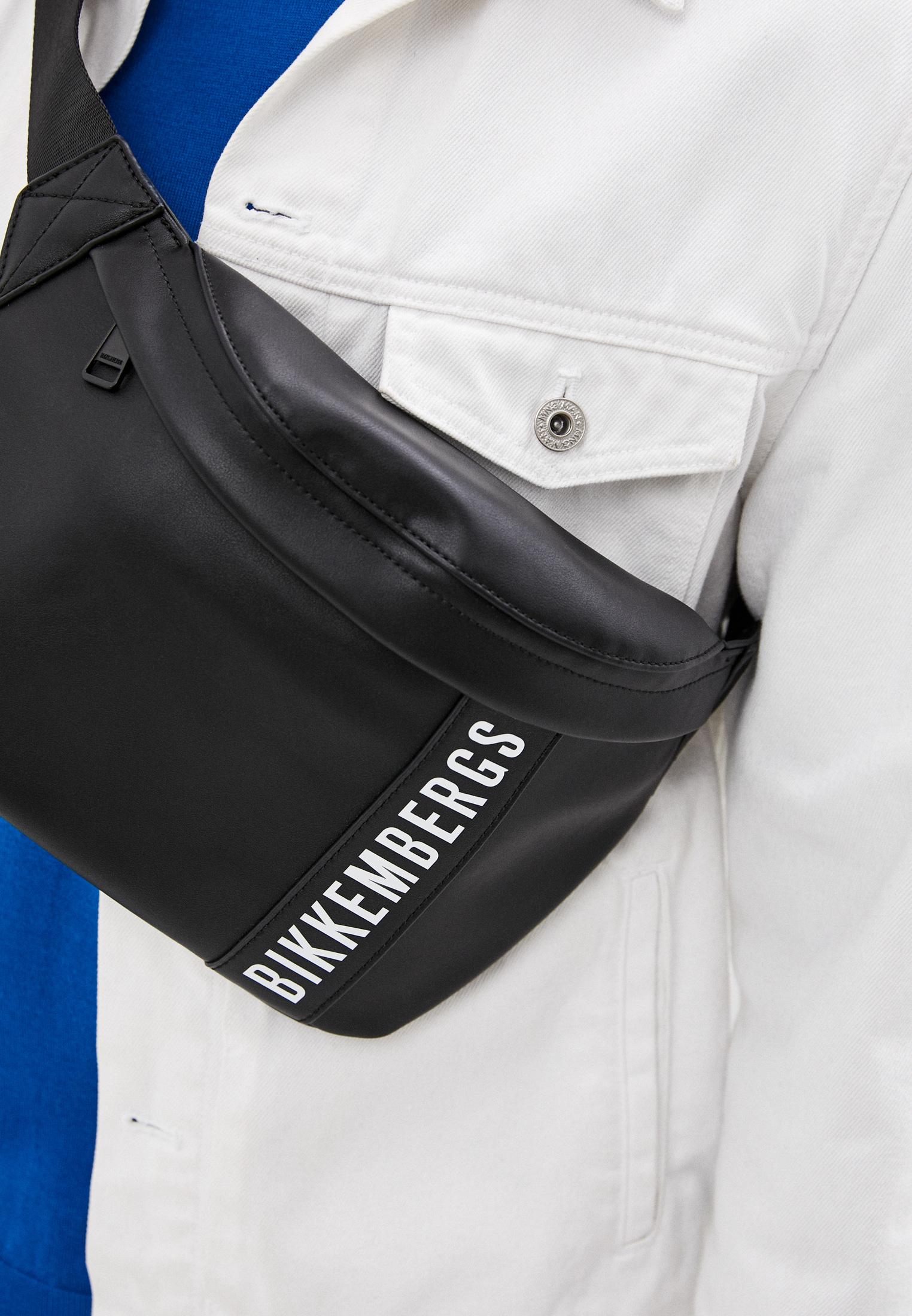 Поясная сумка Bikkembergs (Биккембергс) E2BPME4A0052999: изображение 6