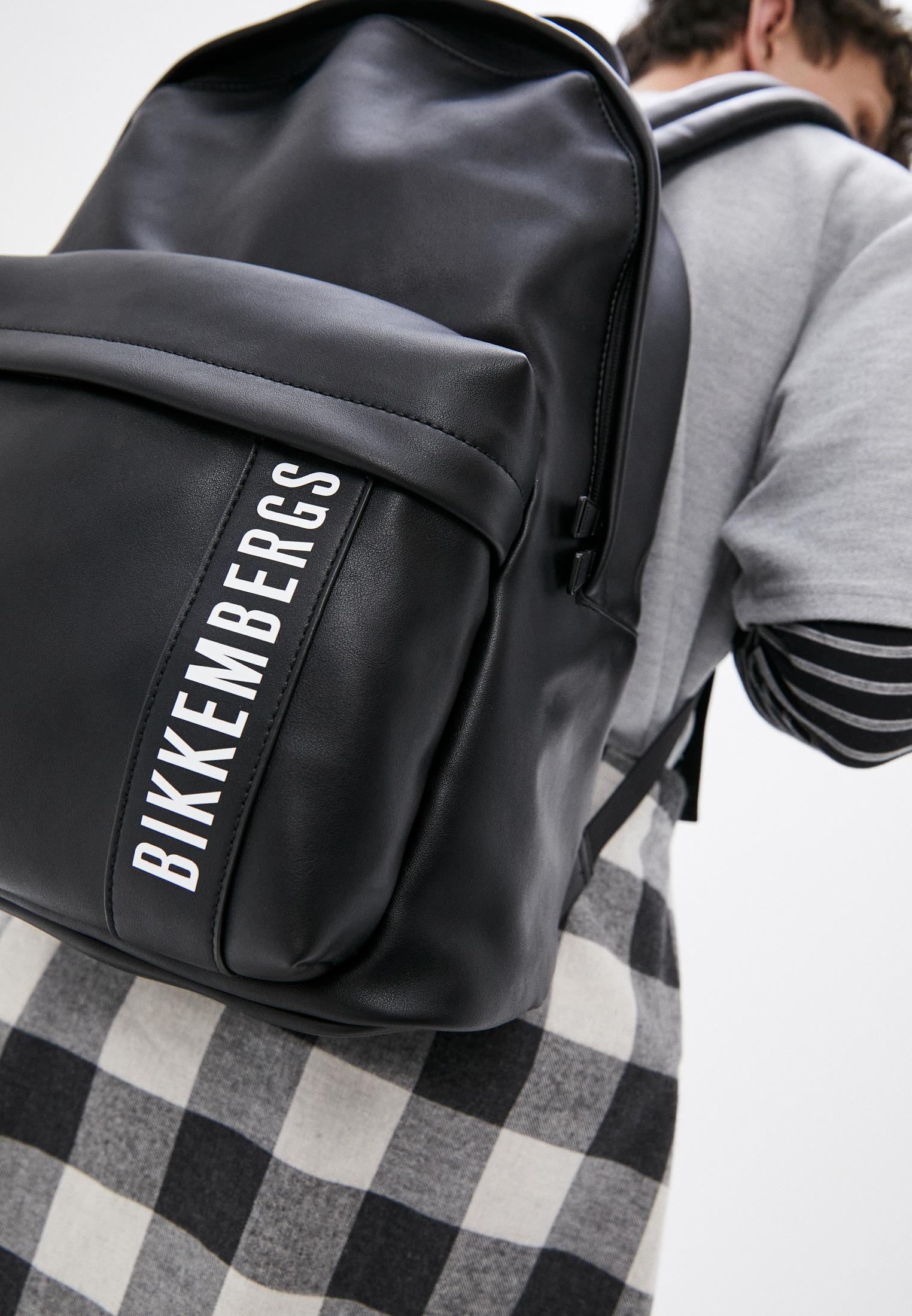 Рюкзак Bikkembergs (Биккембергс) E2BPME4A0045999: изображение 5