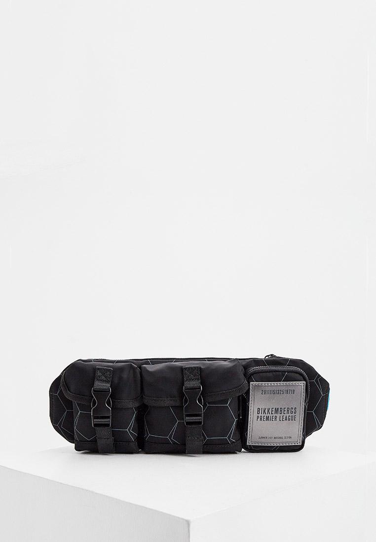 Поясная сумка Bikkembergs (Биккембергс) E2BPME1K0032999