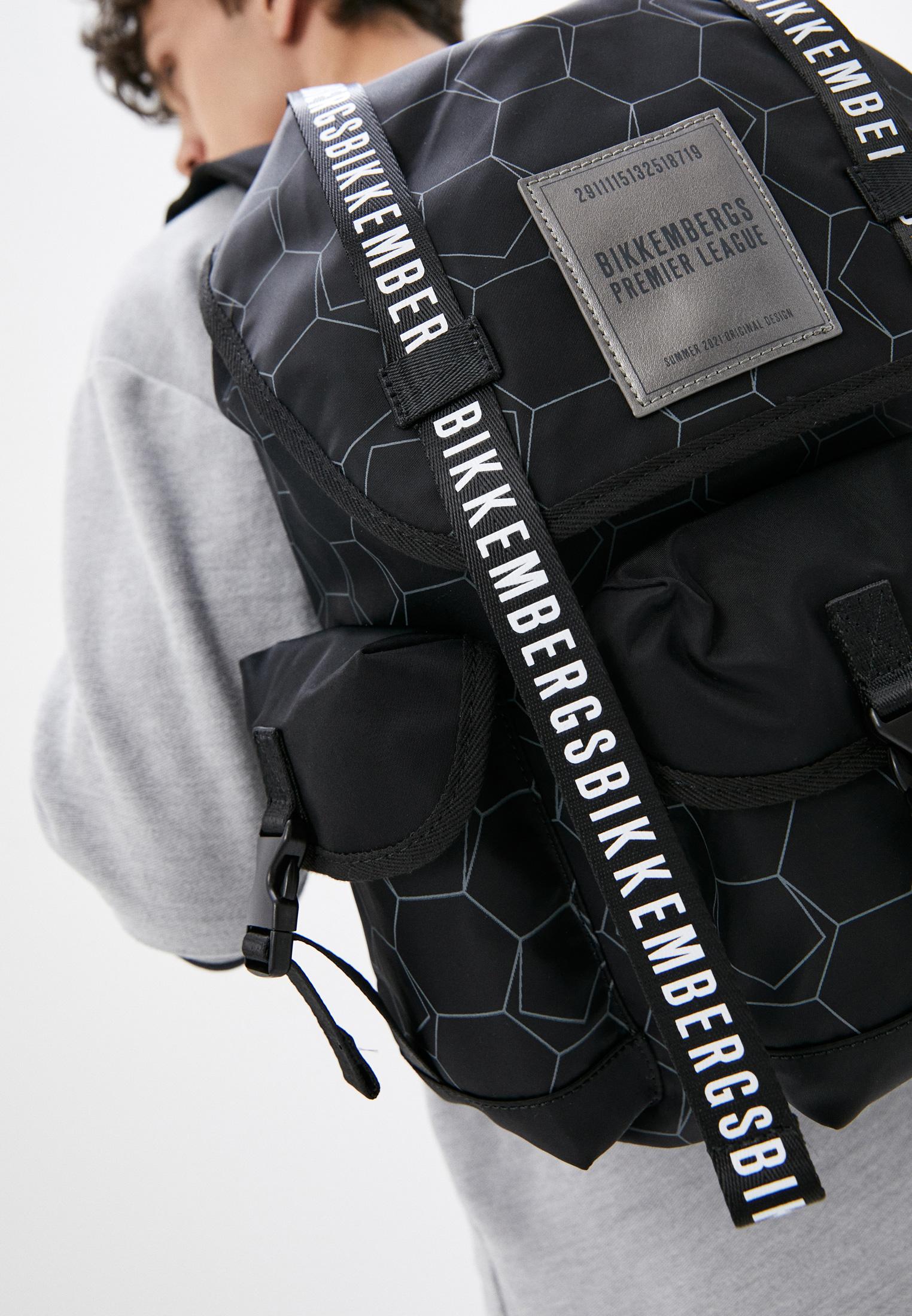 Городской рюкзак Bikkembergs E2BPME1K0025999: изображение 6