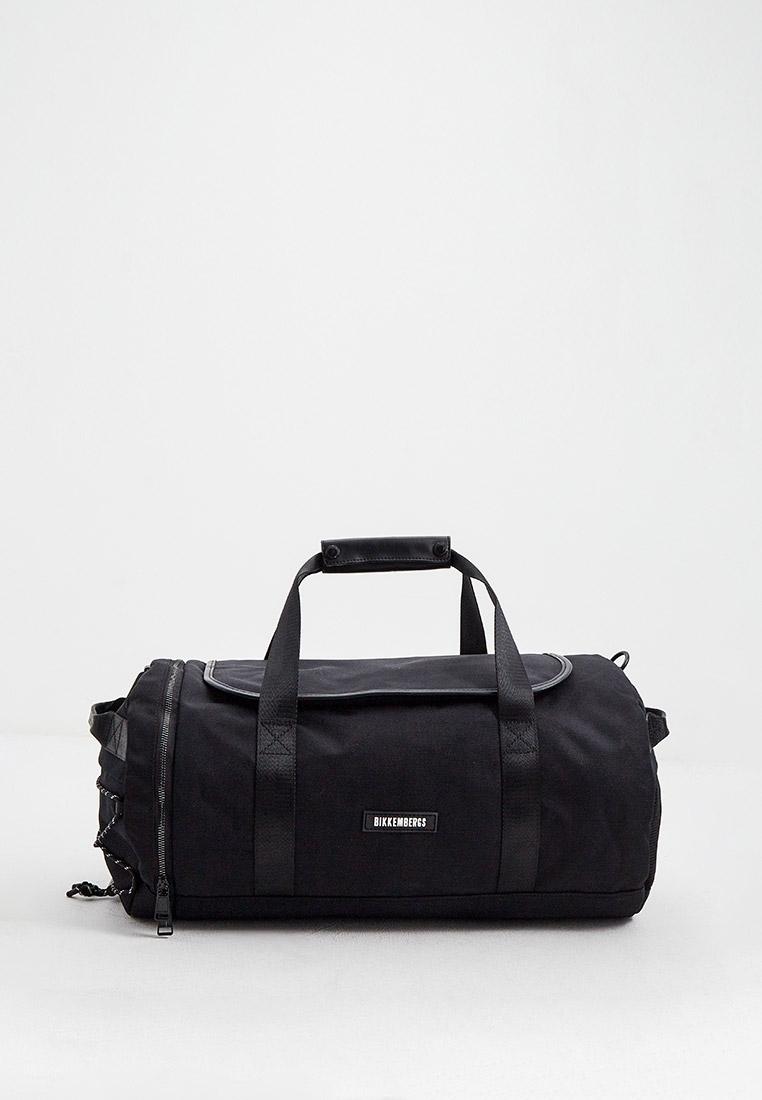 Спортивная сумка Bikkembergs E2BPME1L005Z999