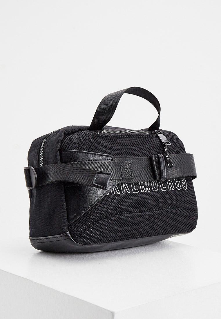 Поясная сумка Bikkembergs (Биккембергс) E2BPME1M0042999: изображение 2