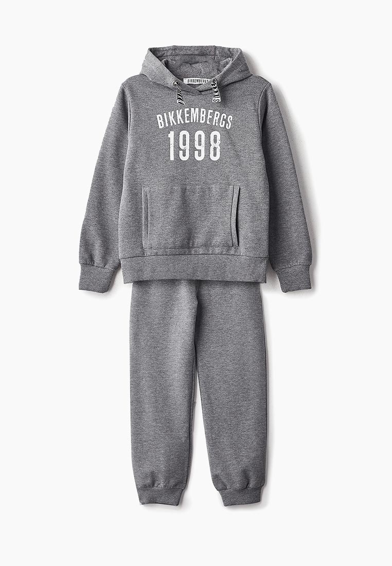 Спортивные брюки для мальчиков Bikkembergs (Биккембергс) ZF64 2216