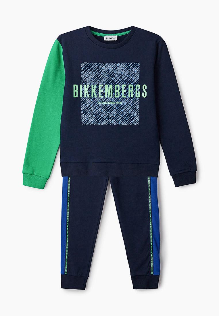 Спортивный костюм Bikkembergs (Биккембергс) BK0074