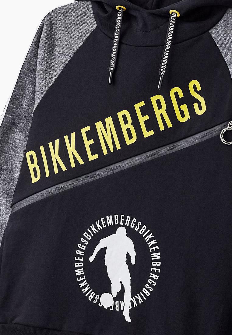 Толстовка Bikkembergs (Биккембергс) BK0001: изображение 3