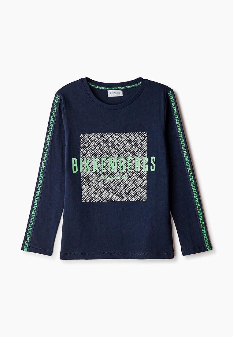 Футболка Bikkembergs (Биккембергс) BK0083