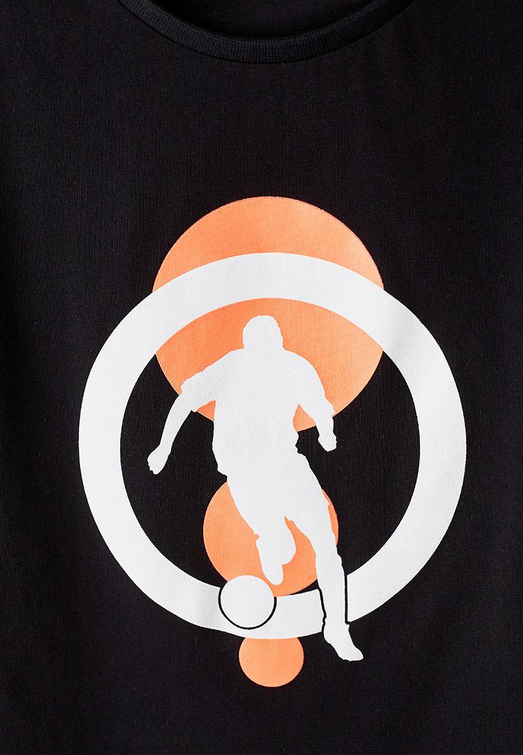 Футболка с коротким рукавом Bikkembergs (Биккембергс) BK0145: изображение 3