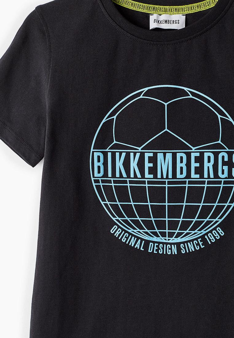 Футболка с коротким рукавом Bikkembergs BK0214: изображение 3