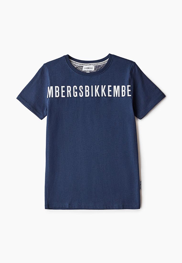 Футболка с коротким рукавом Bikkembergs BK0231
