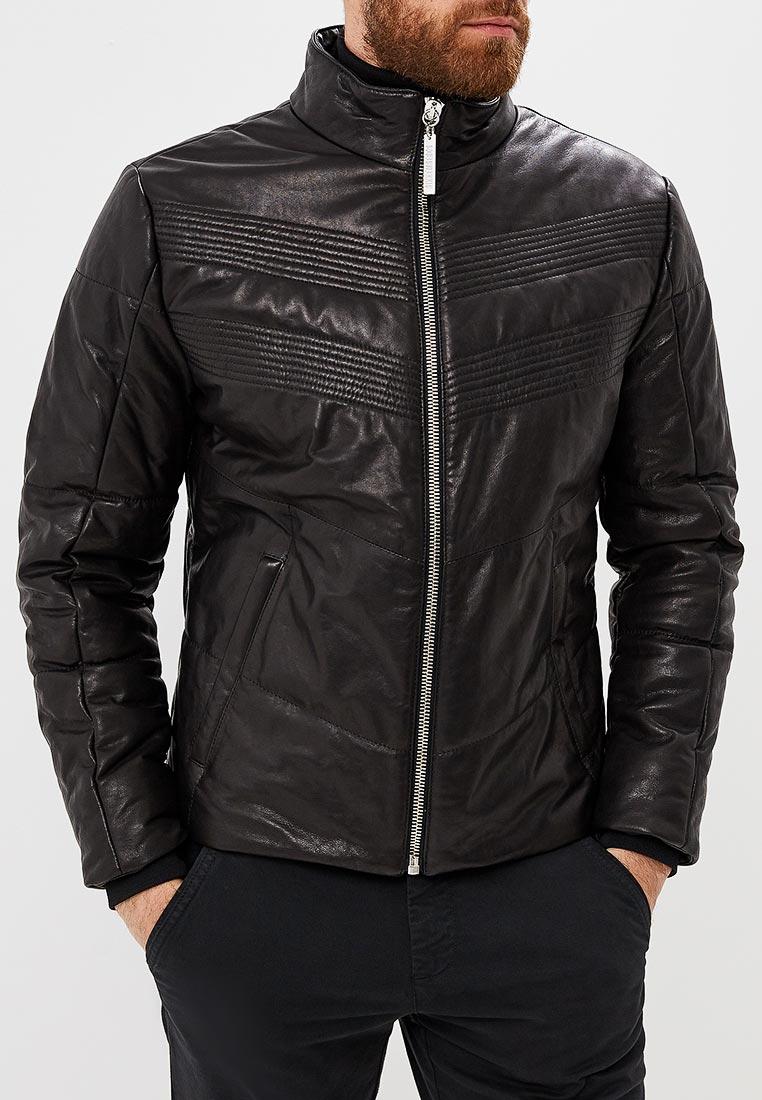 Кожаная куртка Bikkembergs C H 054 00 D 1152