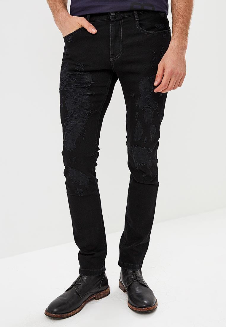 Зауженные джинсы Bikkembergs C Q 101 00 S 3184