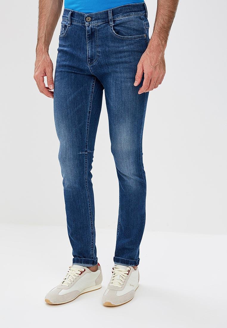Зауженные джинсы Bikkembergs C Q 101 00 S 3181