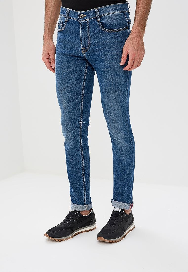 Мужские прямые джинсы Bikkembergs C Q 101 00 S 3182