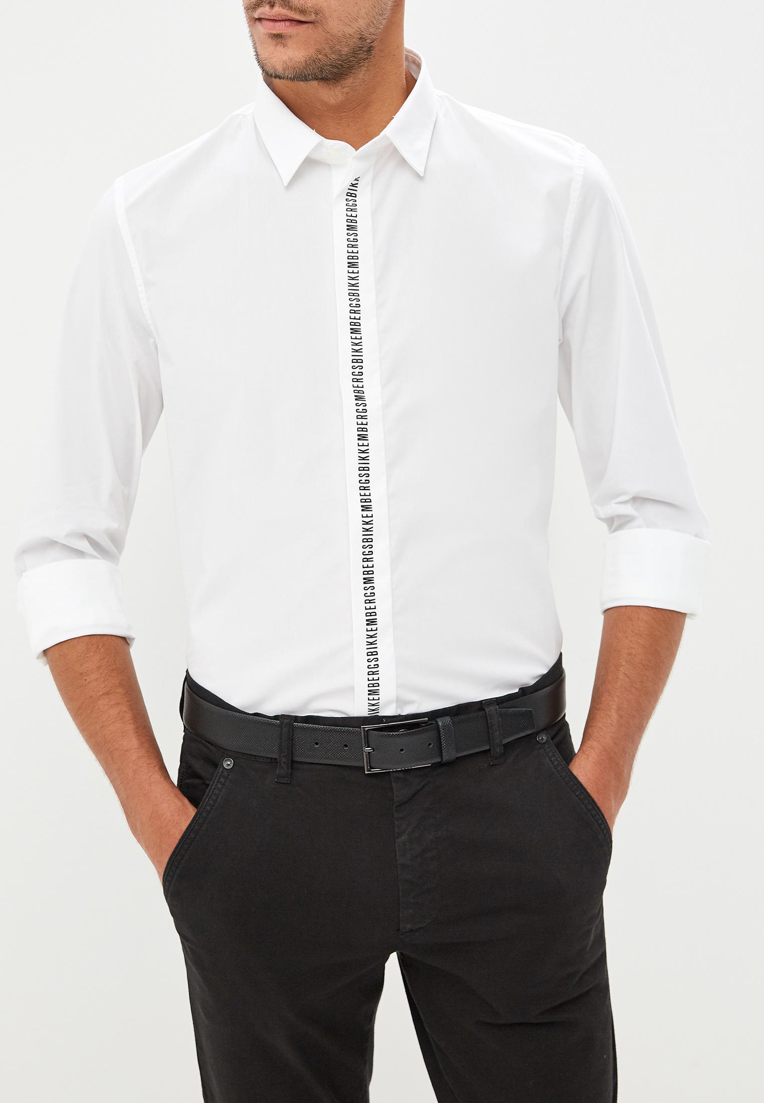 Рубашка с длинным рукавом Bikkembergs C C 011 03 S 2931