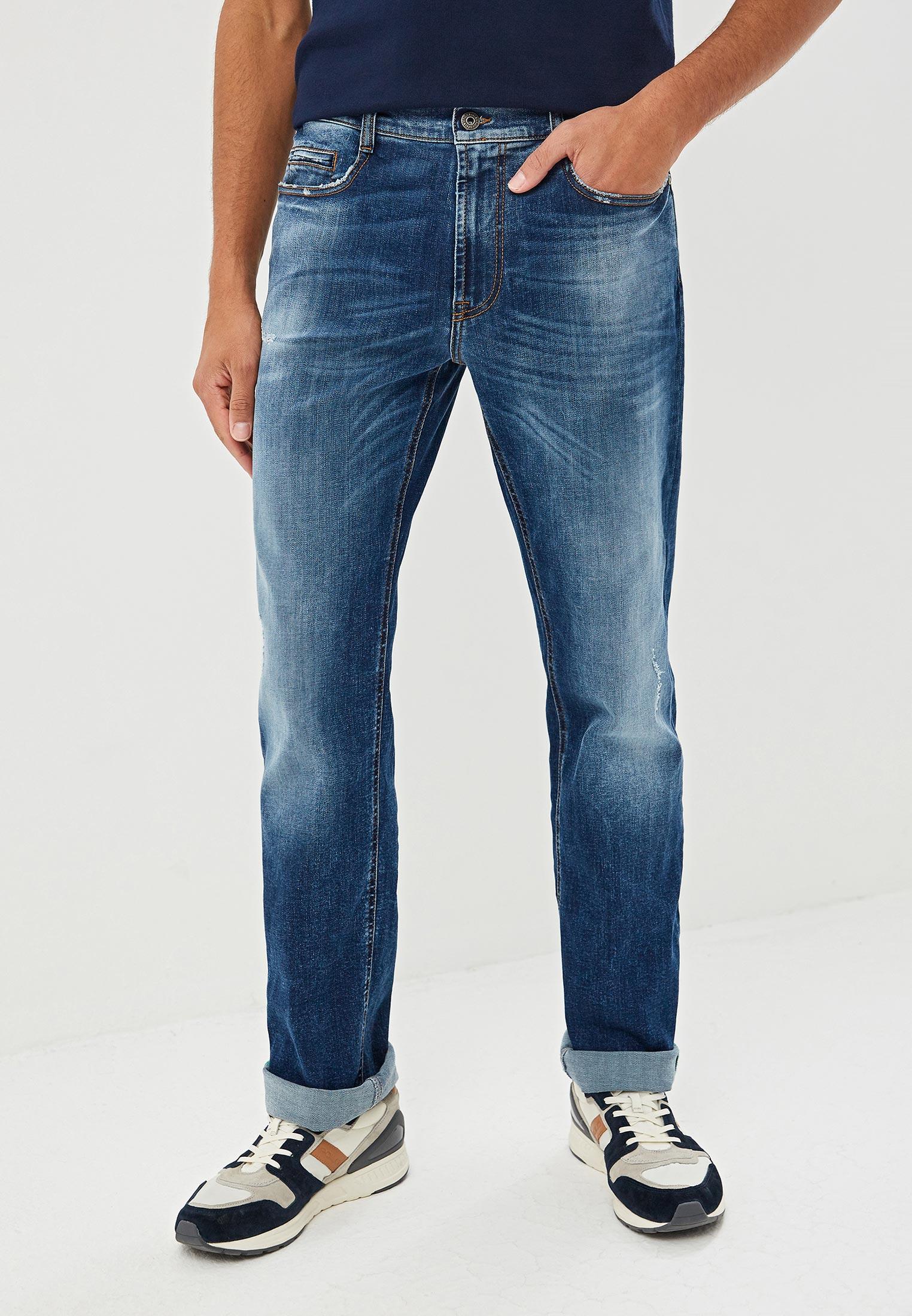 Мужские прямые джинсы Bikkembergs C Q 102 00 S 3181: изображение 1