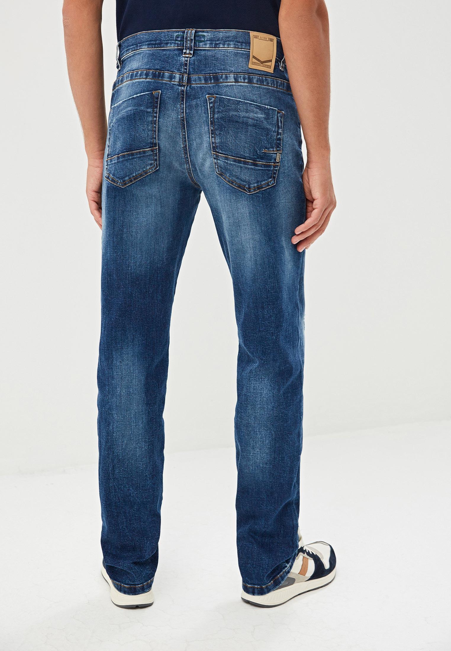 Мужские прямые джинсы Bikkembergs C Q 102 00 S 3181: изображение 3