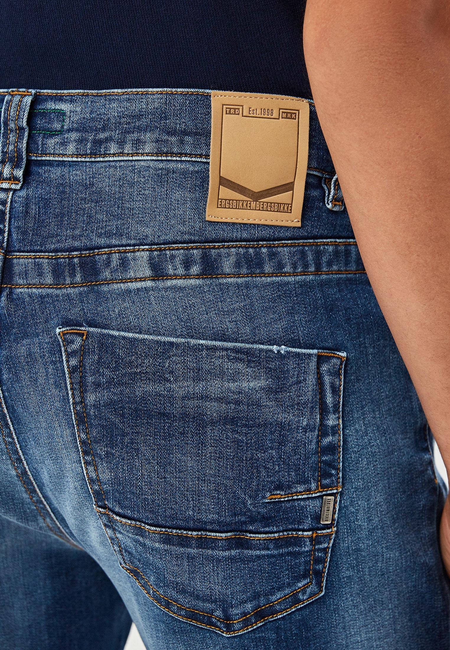 Мужские прямые джинсы Bikkembergs C Q 102 00 S 3181: изображение 4