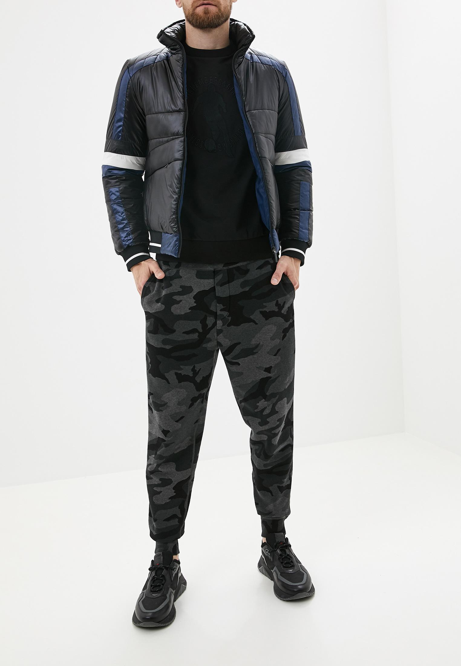 Мужская куртка Bikkembergs (Биккембергс) C H 082 01 T 9846: изображение 2