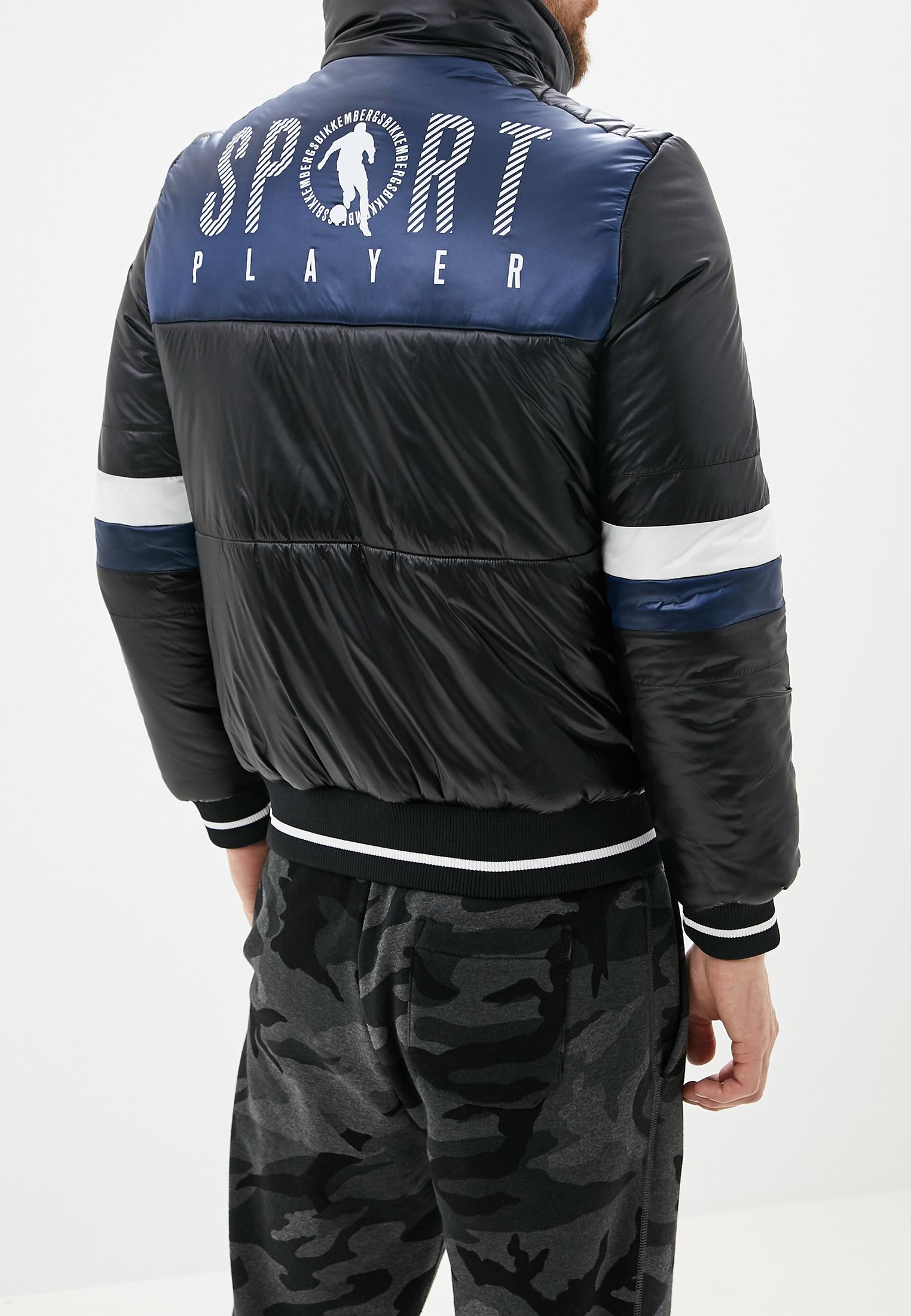 Мужская куртка Bikkembergs (Биккембергс) C H 082 01 T 9846: изображение 3