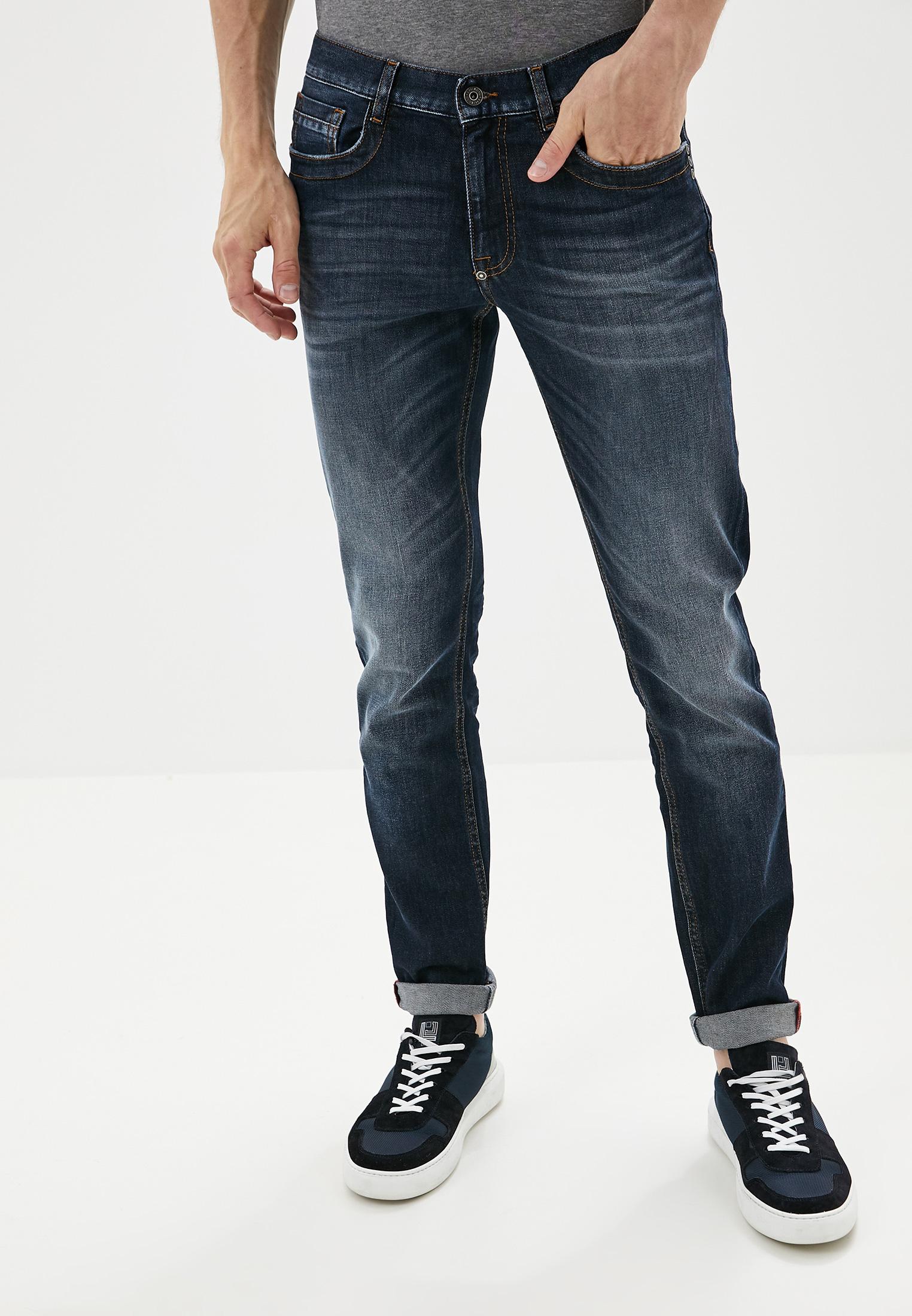 Зауженные джинсы Bikkembergs C Q 101 01 S 3333