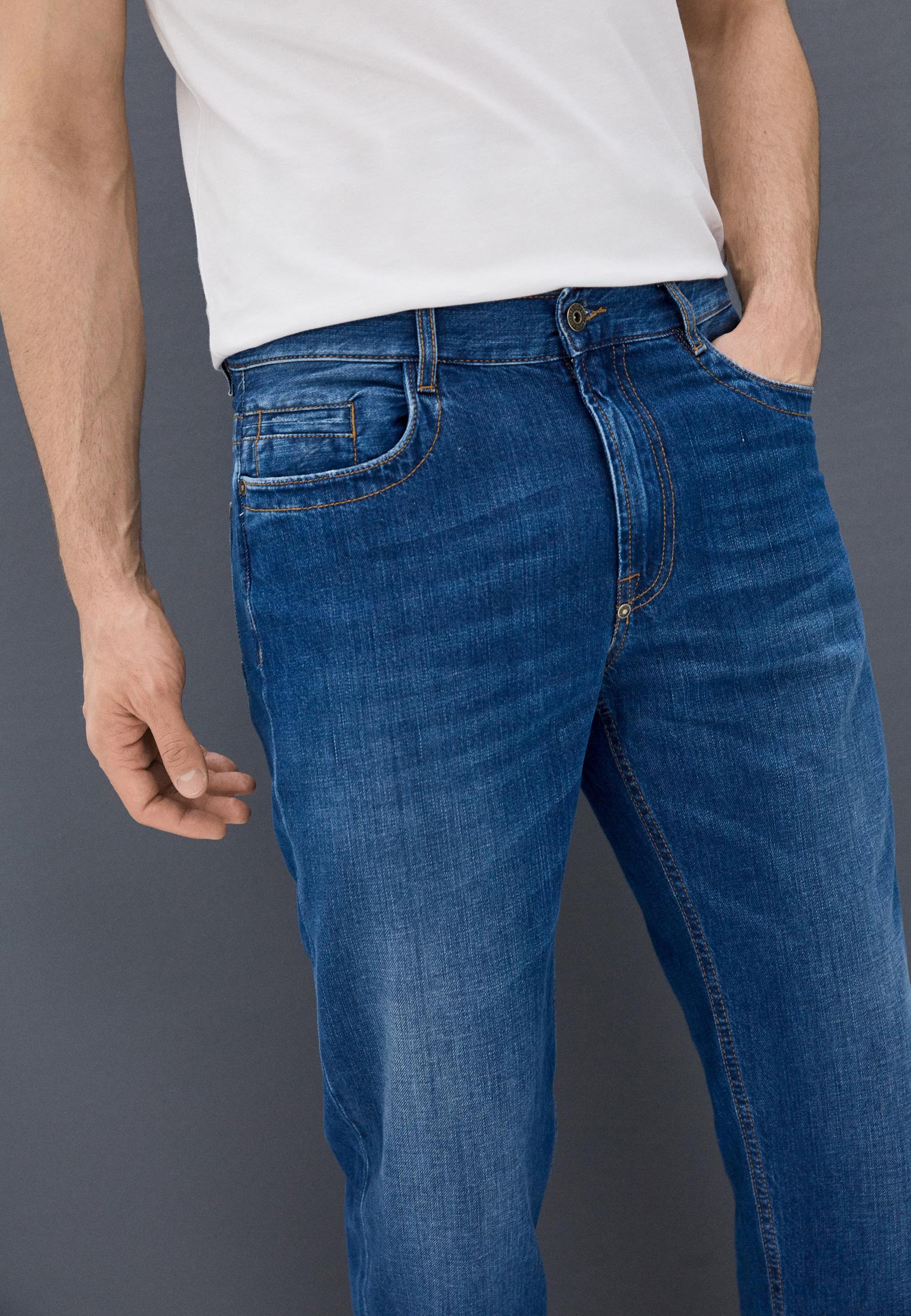 Мужские прямые джинсы Bikkembergs (Биккембергс) c q 102 03 t 9974: изображение 2