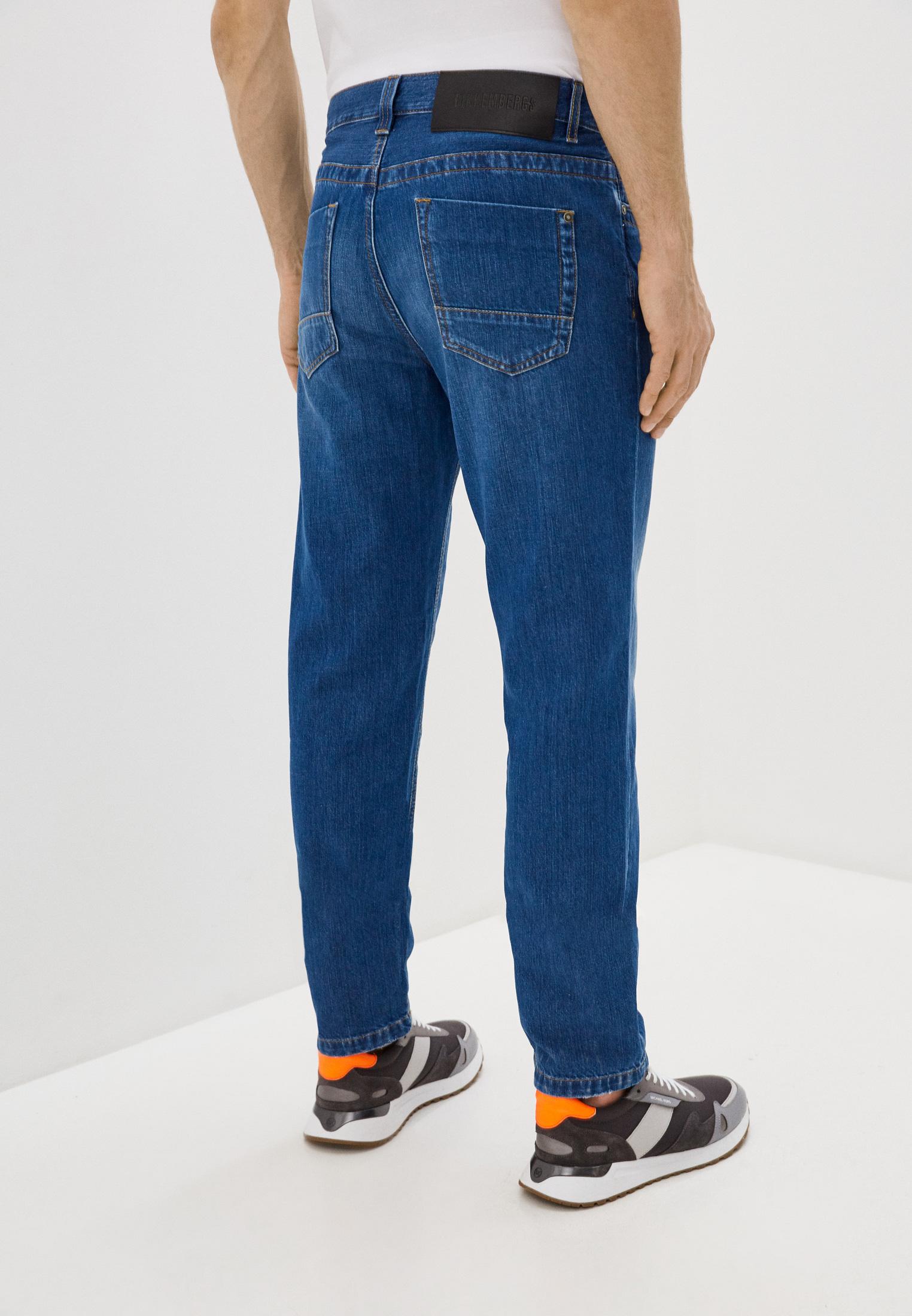 Мужские прямые джинсы Bikkembergs (Биккембергс) c q 102 03 t 9974: изображение 4