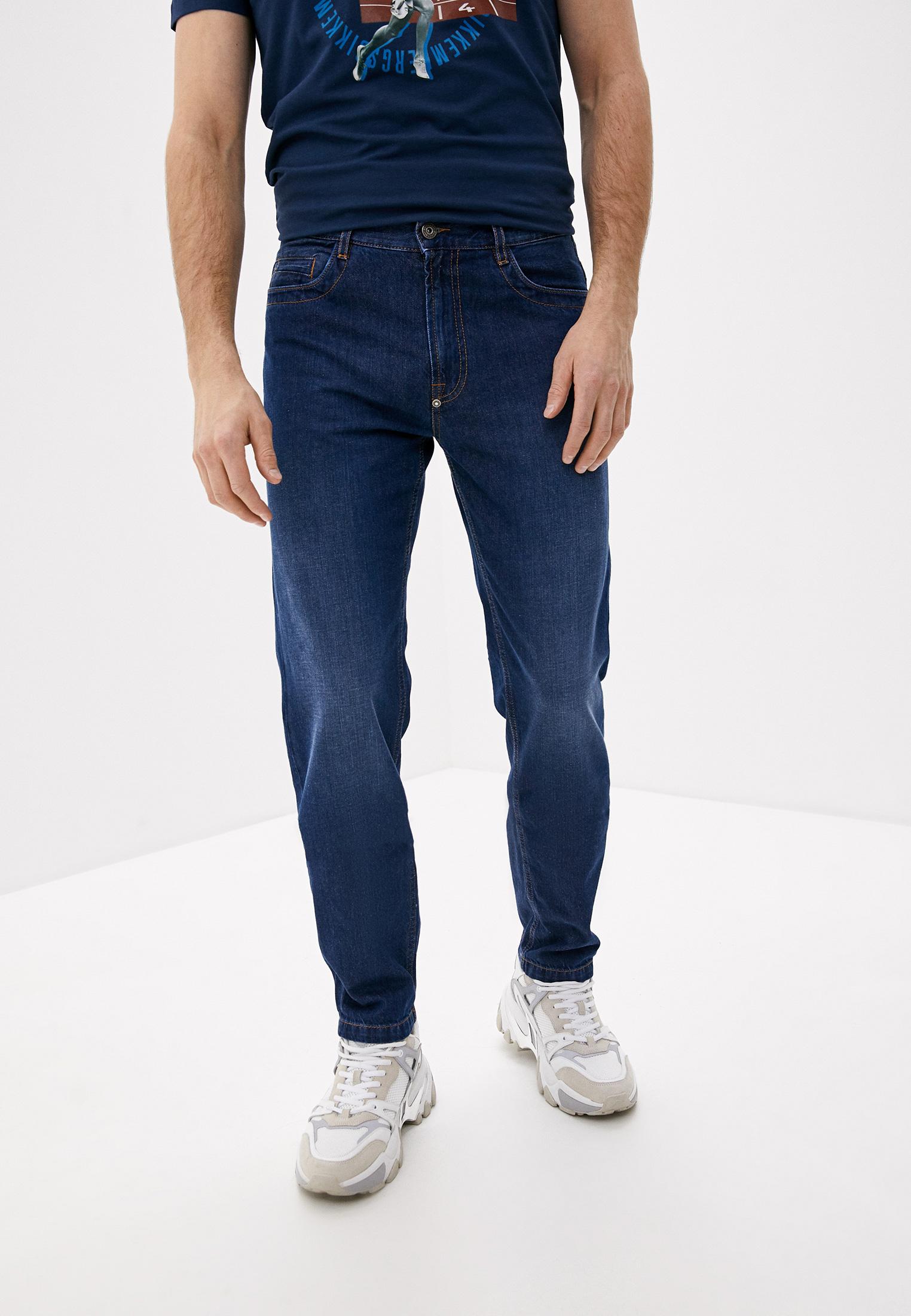 Мужские прямые джинсы Bikkembergs (Биккембергс) c q 102 03 t 9974: изображение 6