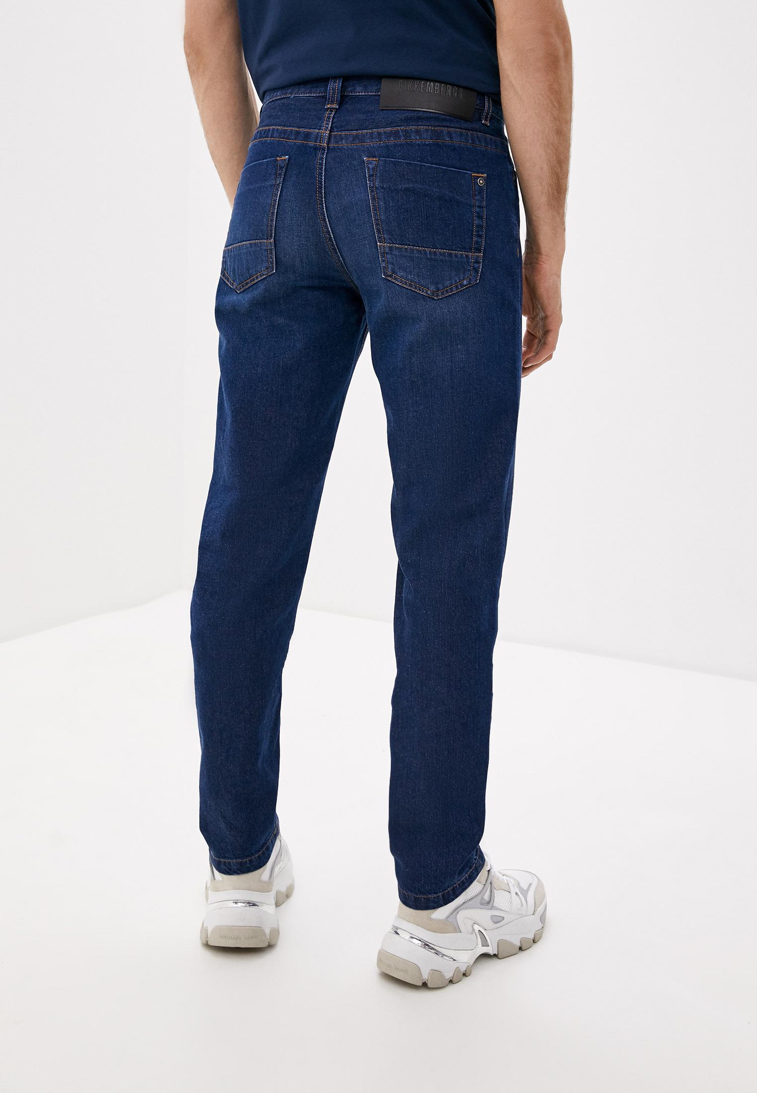 Мужские прямые джинсы Bikkembergs (Биккембергс) c q 102 03 t 9974: изображение 8