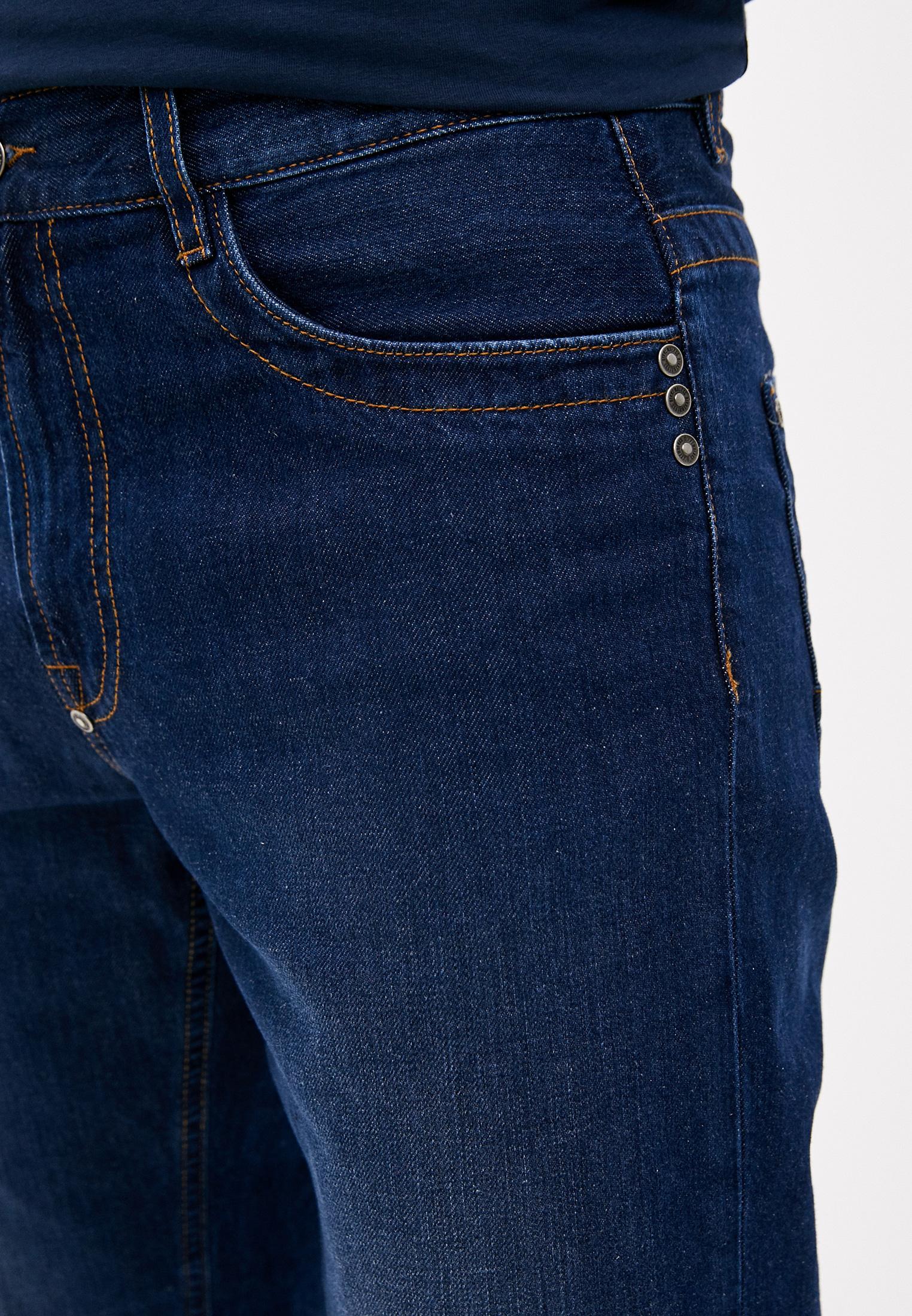 Мужские прямые джинсы Bikkembergs (Биккембергс) c q 102 03 t 9974: изображение 9