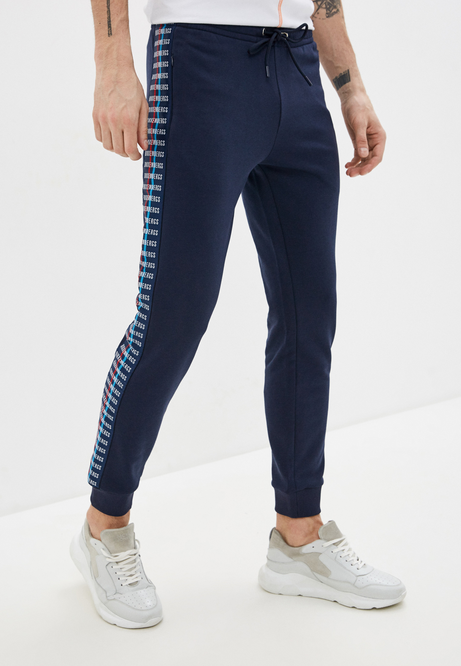 Мужские спортивные брюки Bikkembergs (Биккембергс) c 1 119 80 m 4188