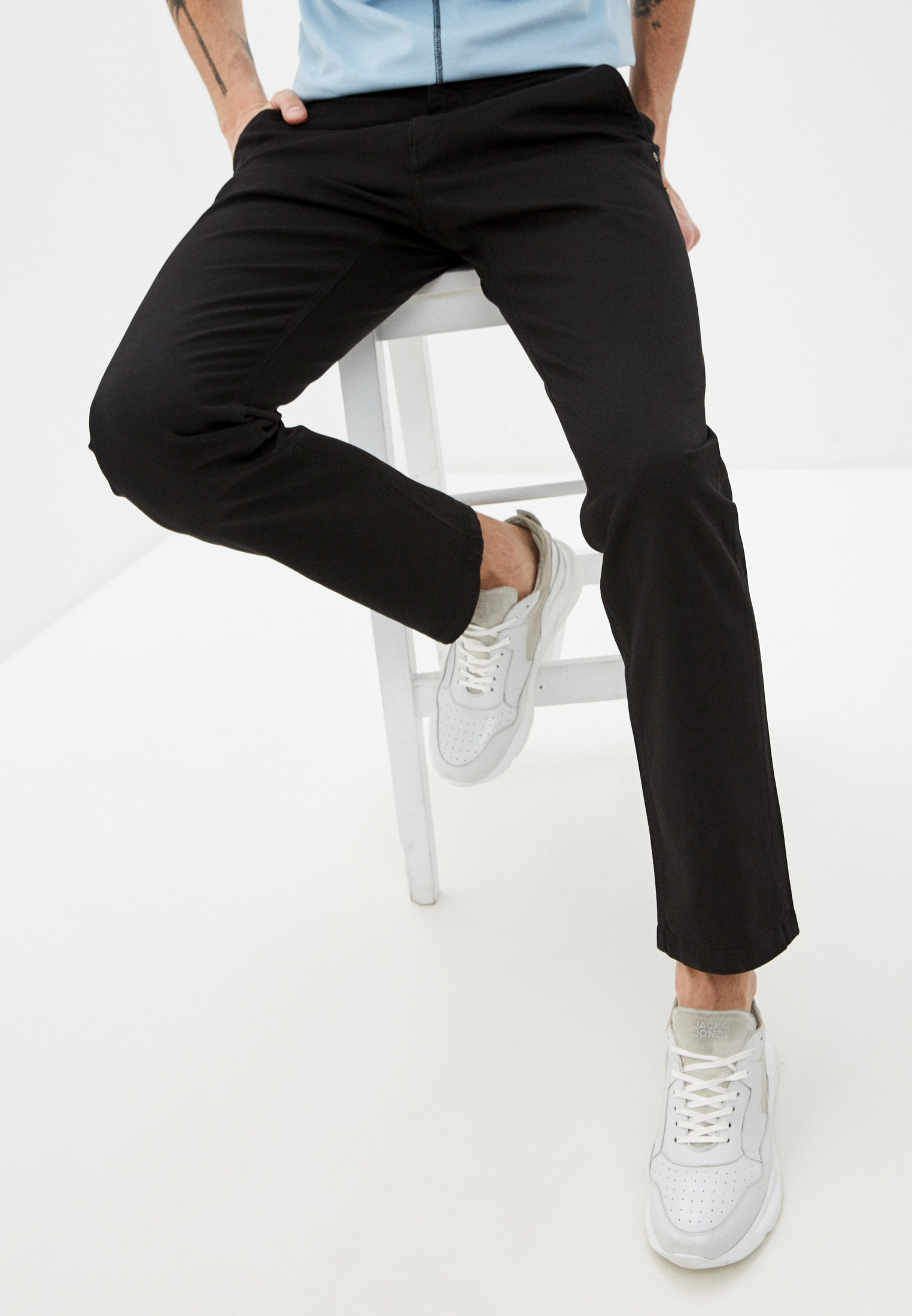 Мужские повседневные брюки Bikkembergs (Биккембергс) C P 111 00 S 3394