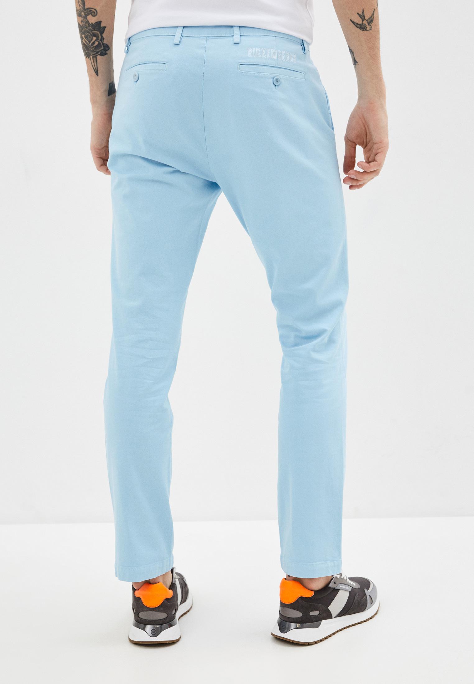 Мужские повседневные брюки Bikkembergs (Биккембергс) C P 001 01 S 3394: изображение 3