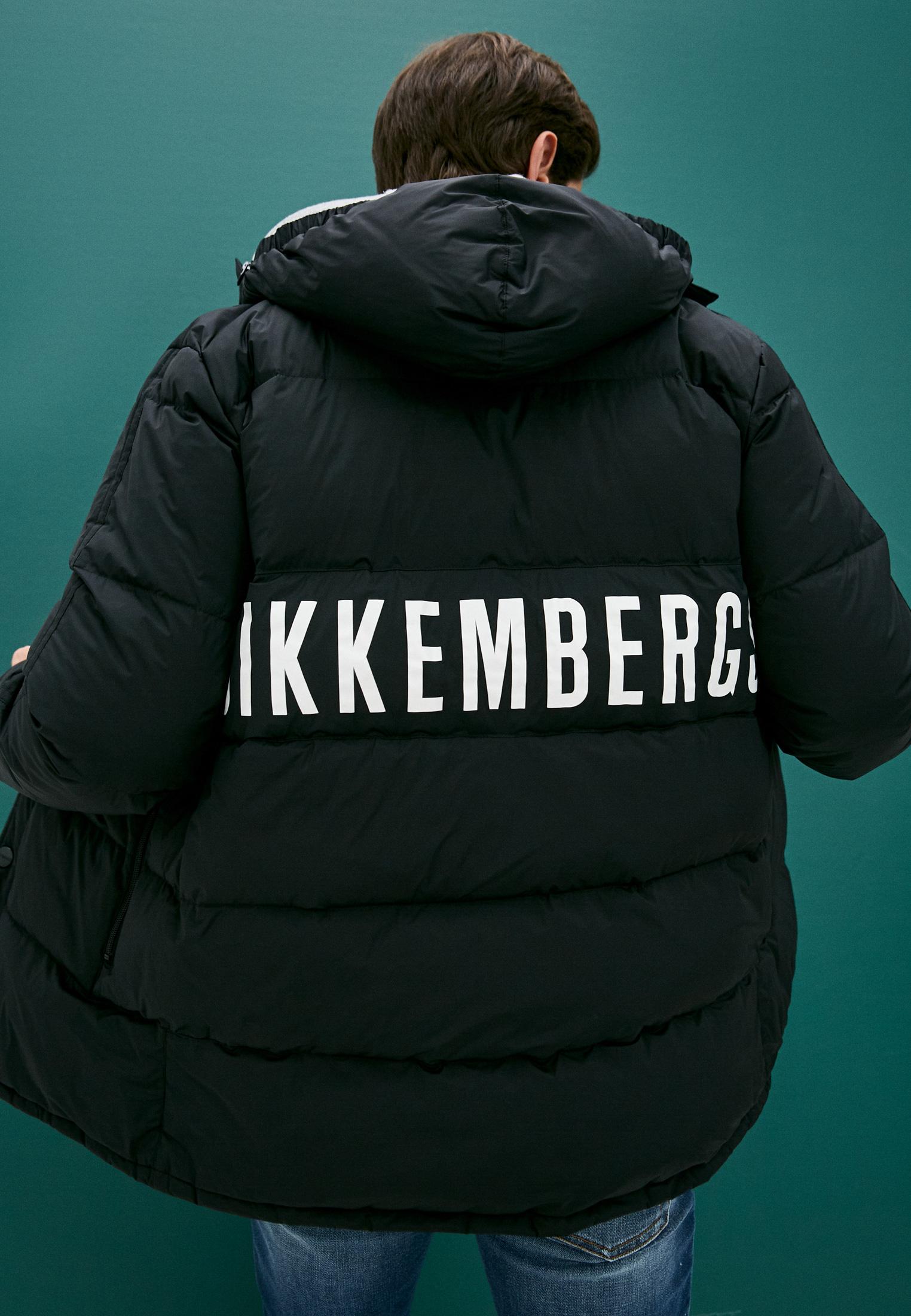 Пуховик Bikkembergs (Биккембергс) C J 039 3V S 3464: изображение 2