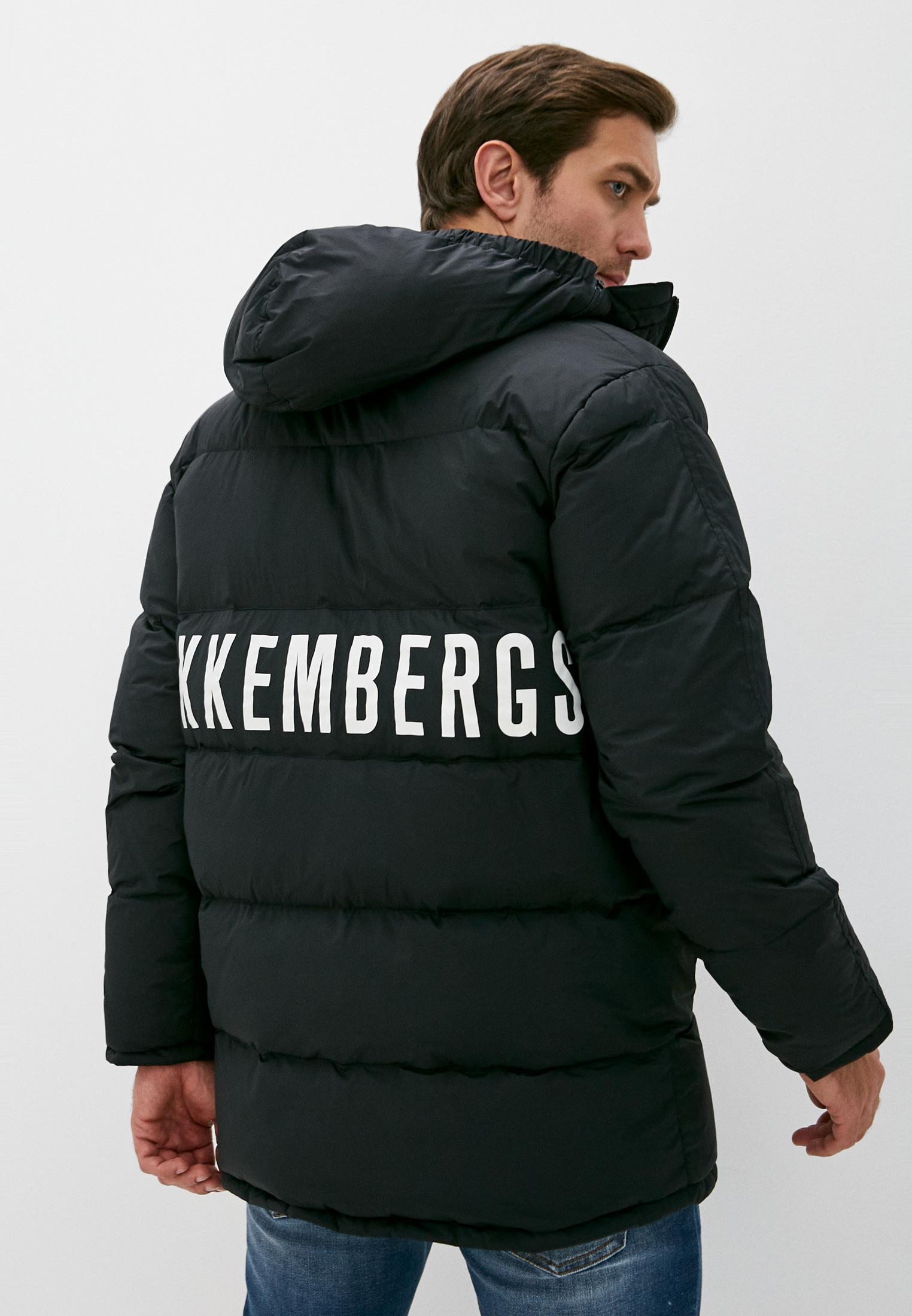 Пуховик Bikkembergs (Биккембергс) C J 039 3V S 3464: изображение 4