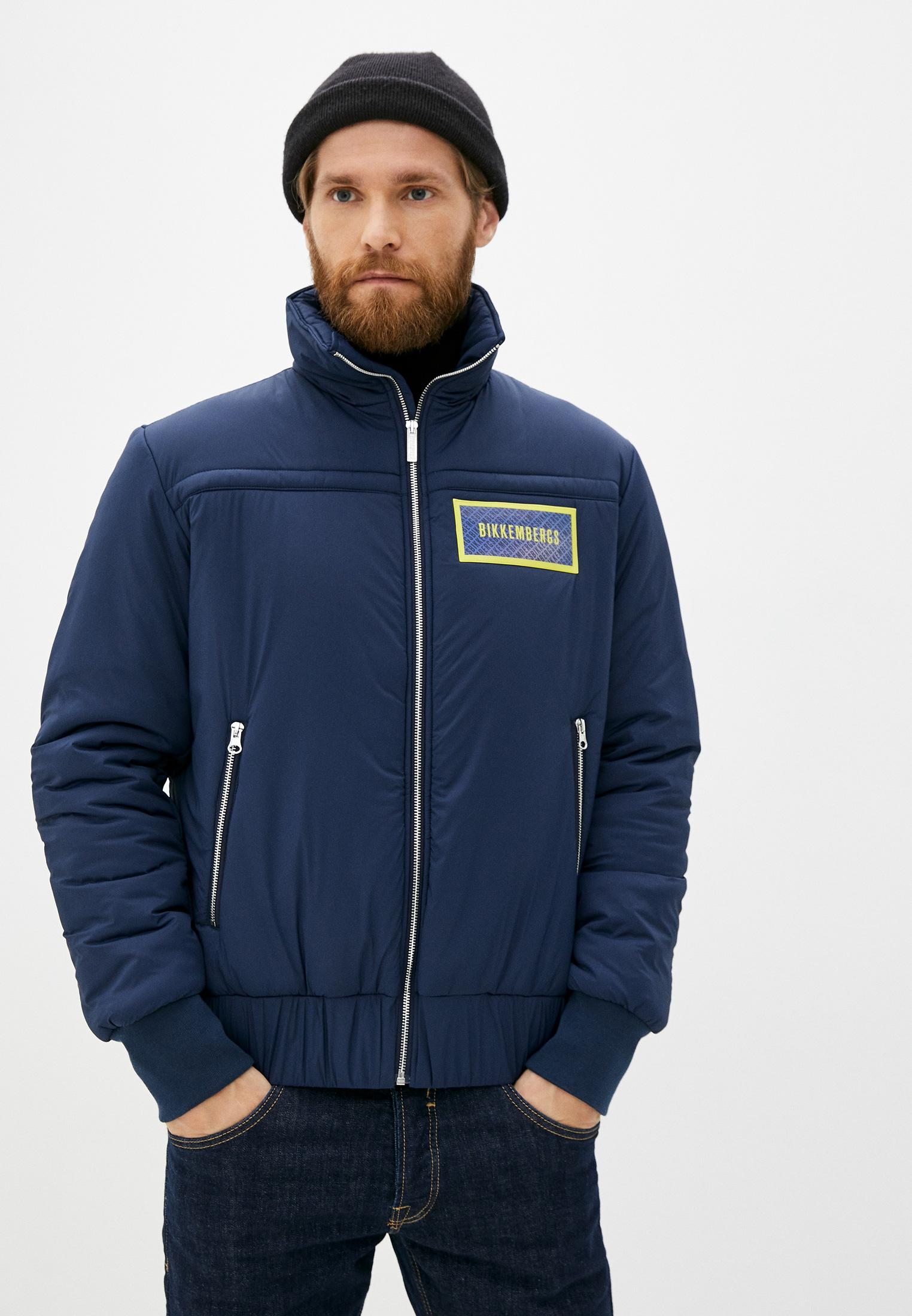 Мужская куртка Bikkembergs (Биккембергс) C H 130 00 S 3464