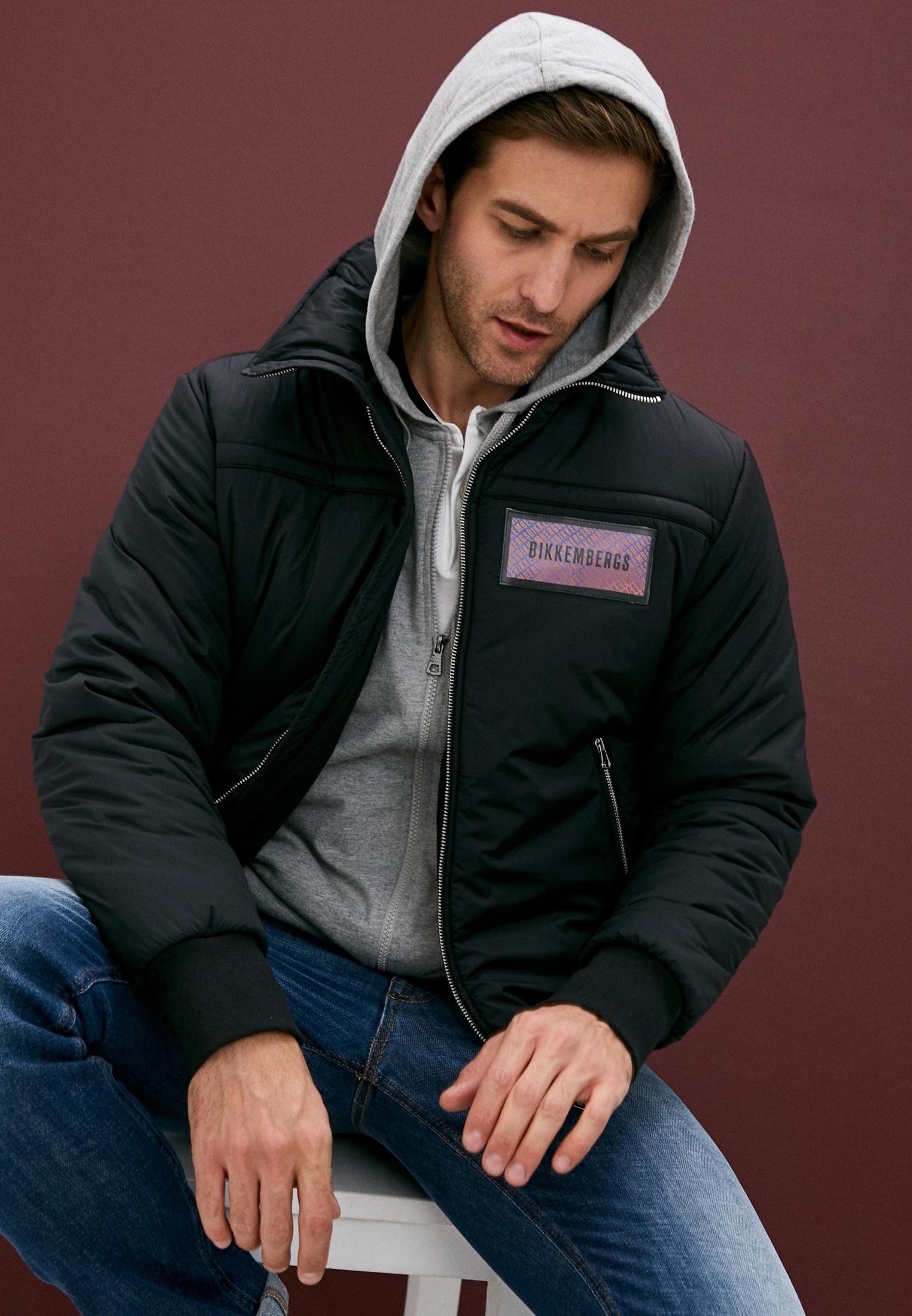 Мужская куртка Bikkembergs (Биккембергс) C H 130 00 S 3464: изображение 2