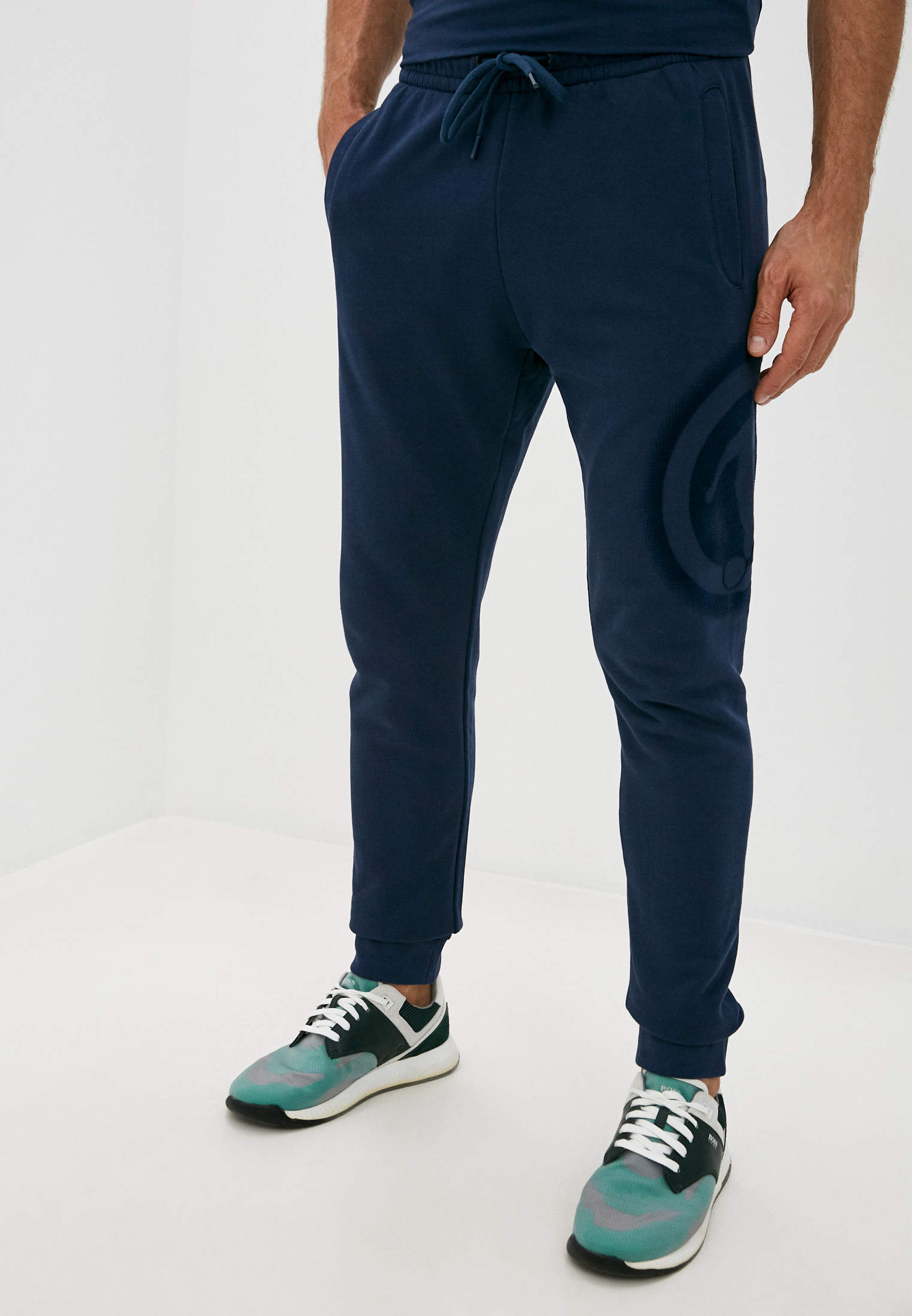 Мужские спортивные брюки Bikkembergs (Биккембергс) C 1 159 1T M 4121
