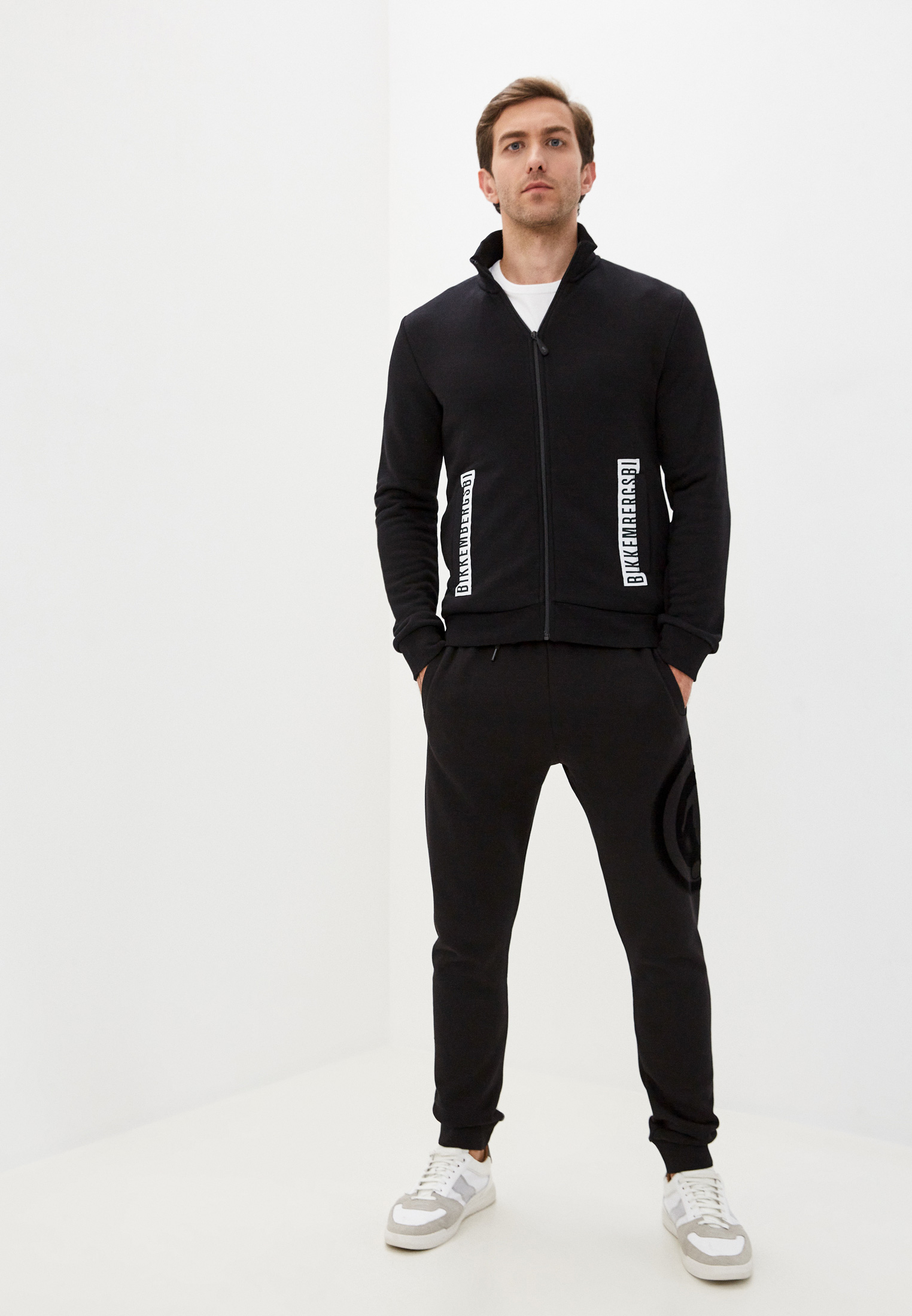 Мужские спортивные брюки Bikkembergs (Биккембергс) C 1 159 1T M 4121: изображение 3