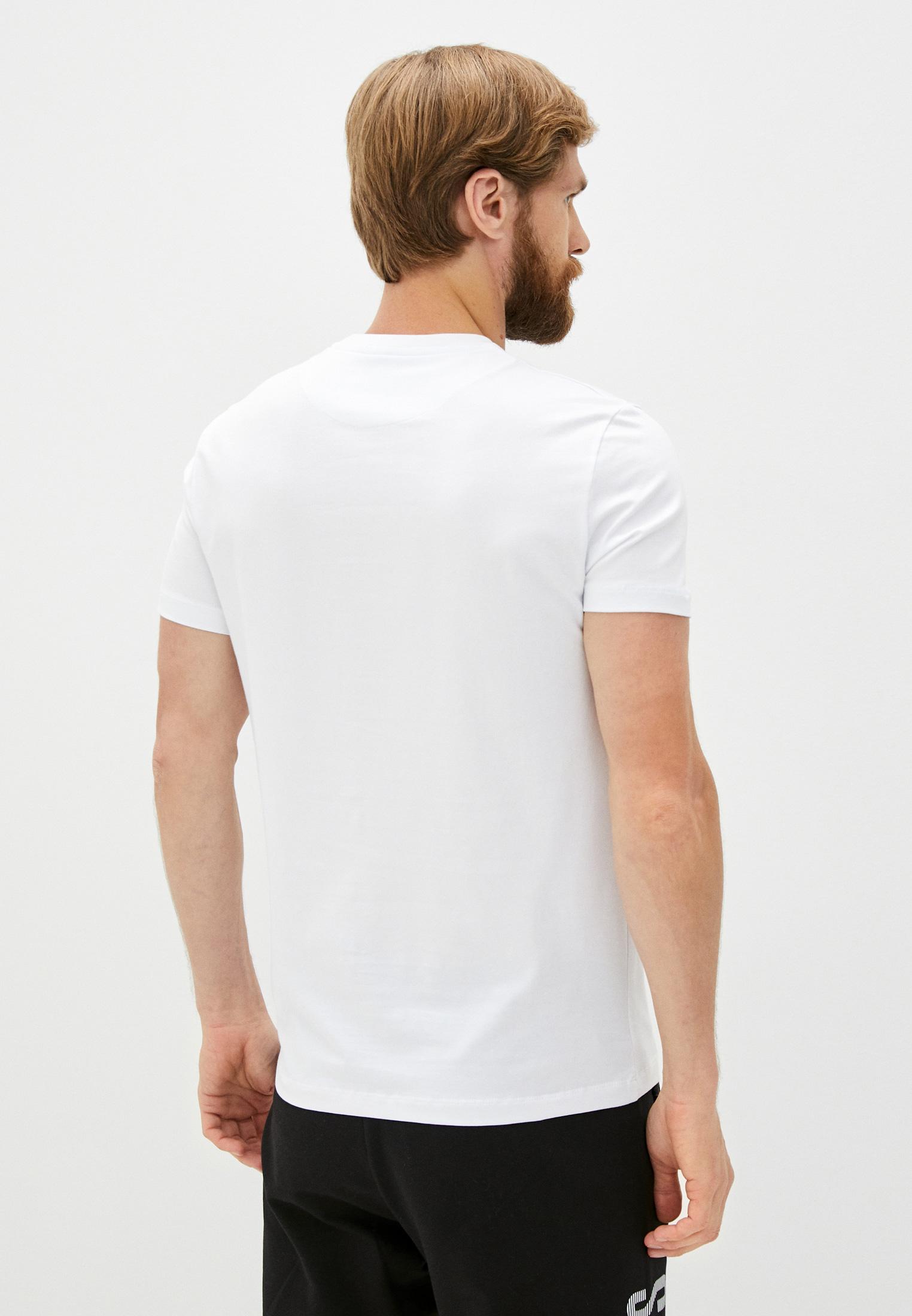 Мужская футболка Bikkembergs (Биккембергс) C 7 021 6U E 1814: изображение 4