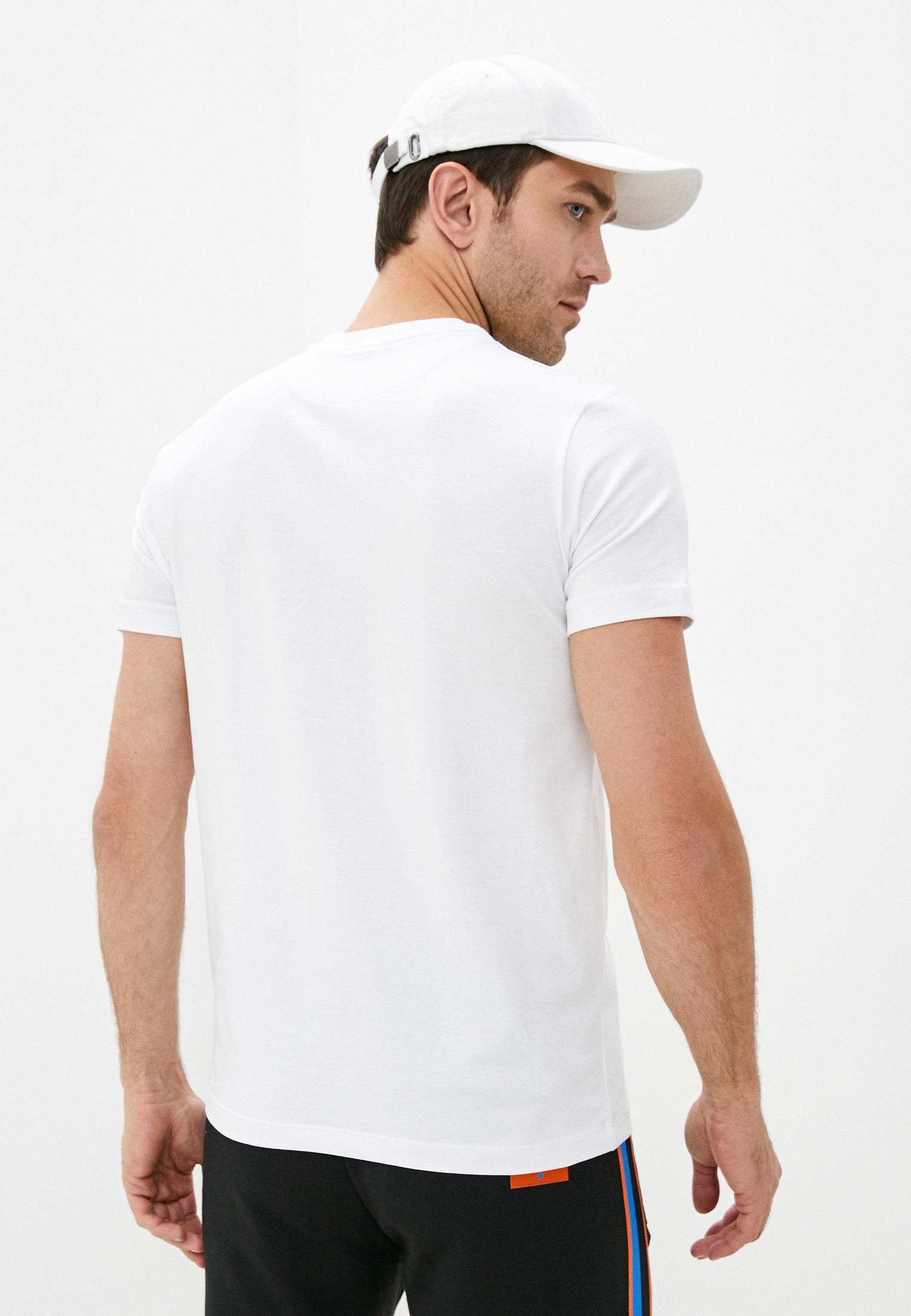 Мужская футболка Bikkembergs (Биккембергс) C 7 021 4U E 1823: изображение 4