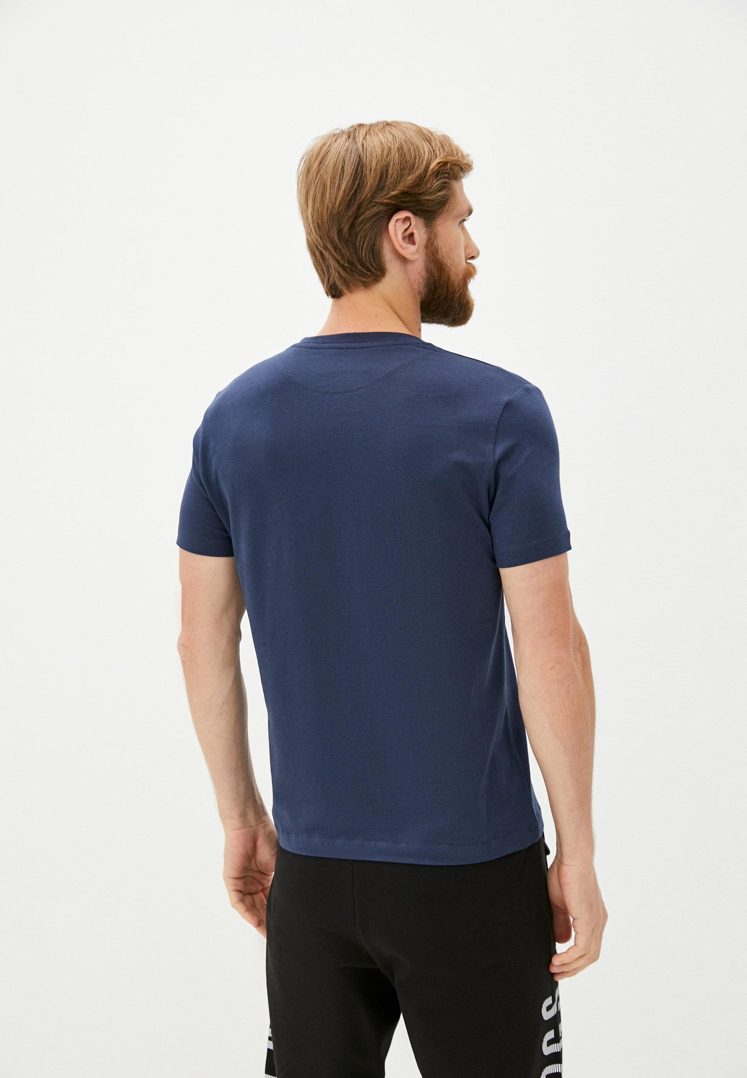 Мужская футболка Bikkembergs (Биккембергс) C 7 021 9T E 1823: изображение 4